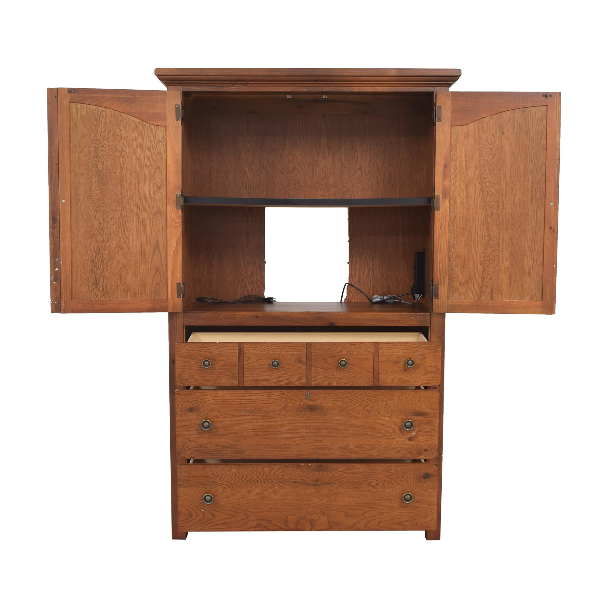 buy Webb Furniture Media Armoire Webb Furniture Wardrobes & Armoires
