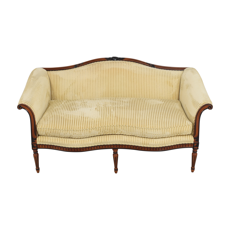 buy John Widdicomb Co. French Style Loveseat John Widdicomb Co.