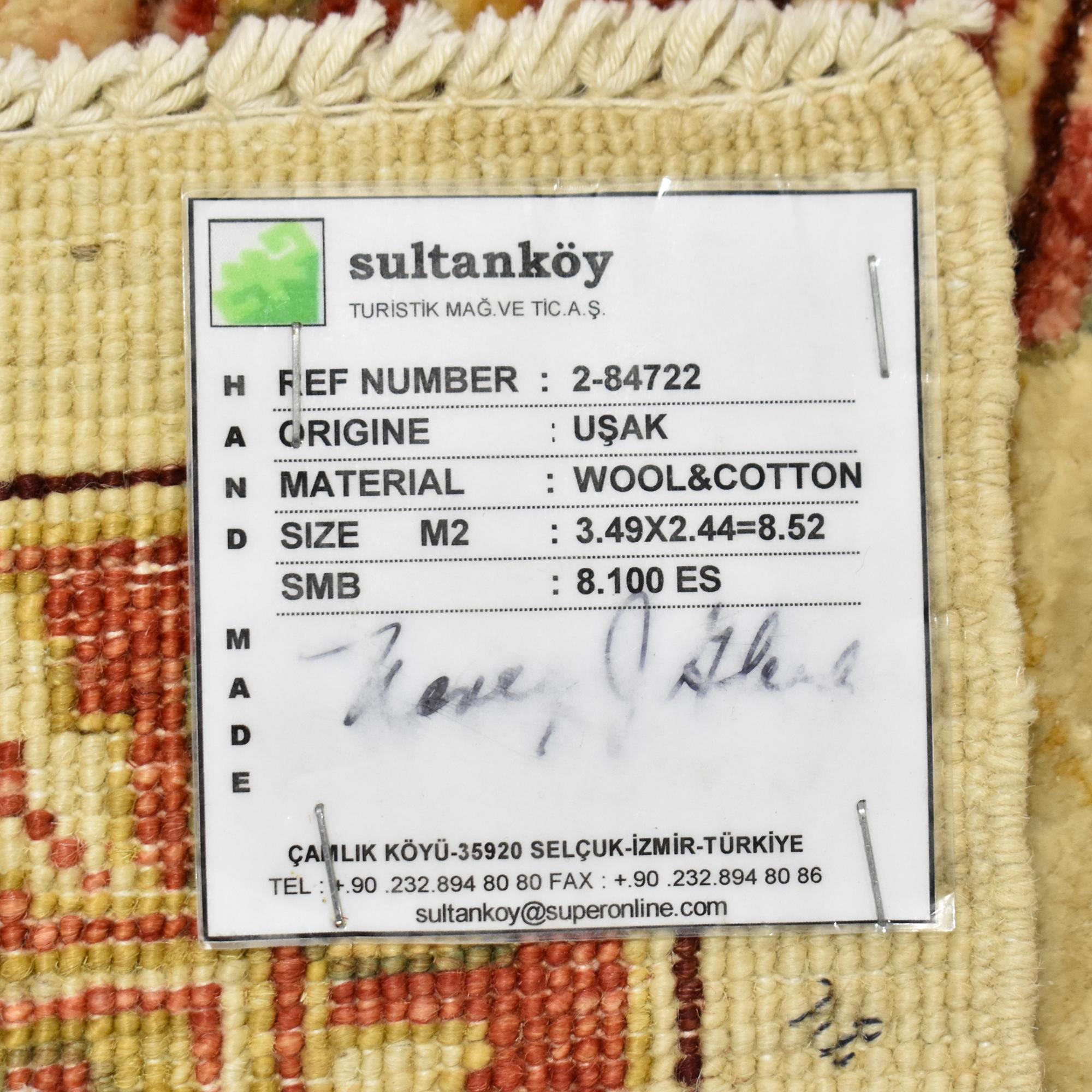 Sultankoy Sultankoy Turkish Area Rug ma