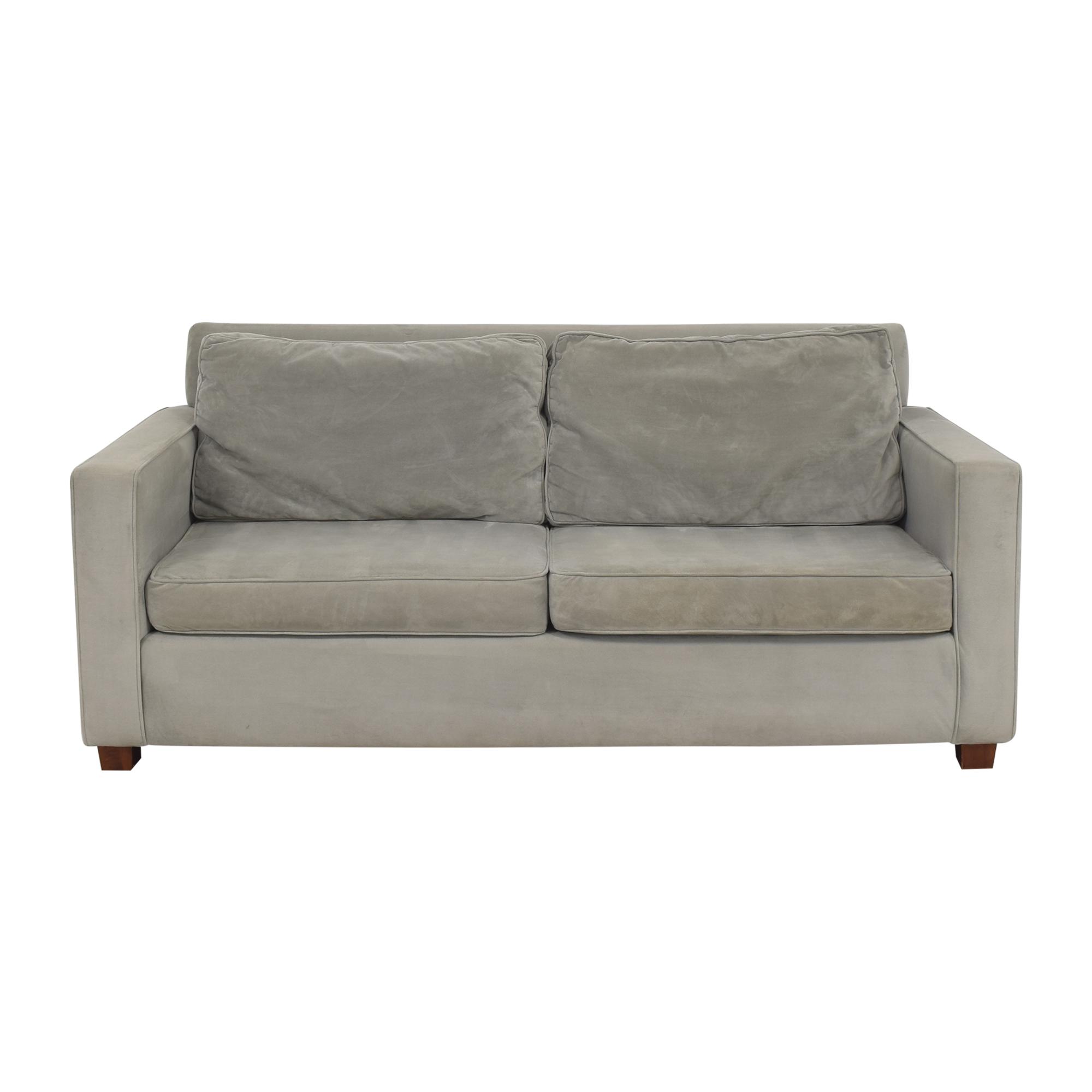 shop West Elm Henry Two Cushion Sofa West Elm Classic Sofas