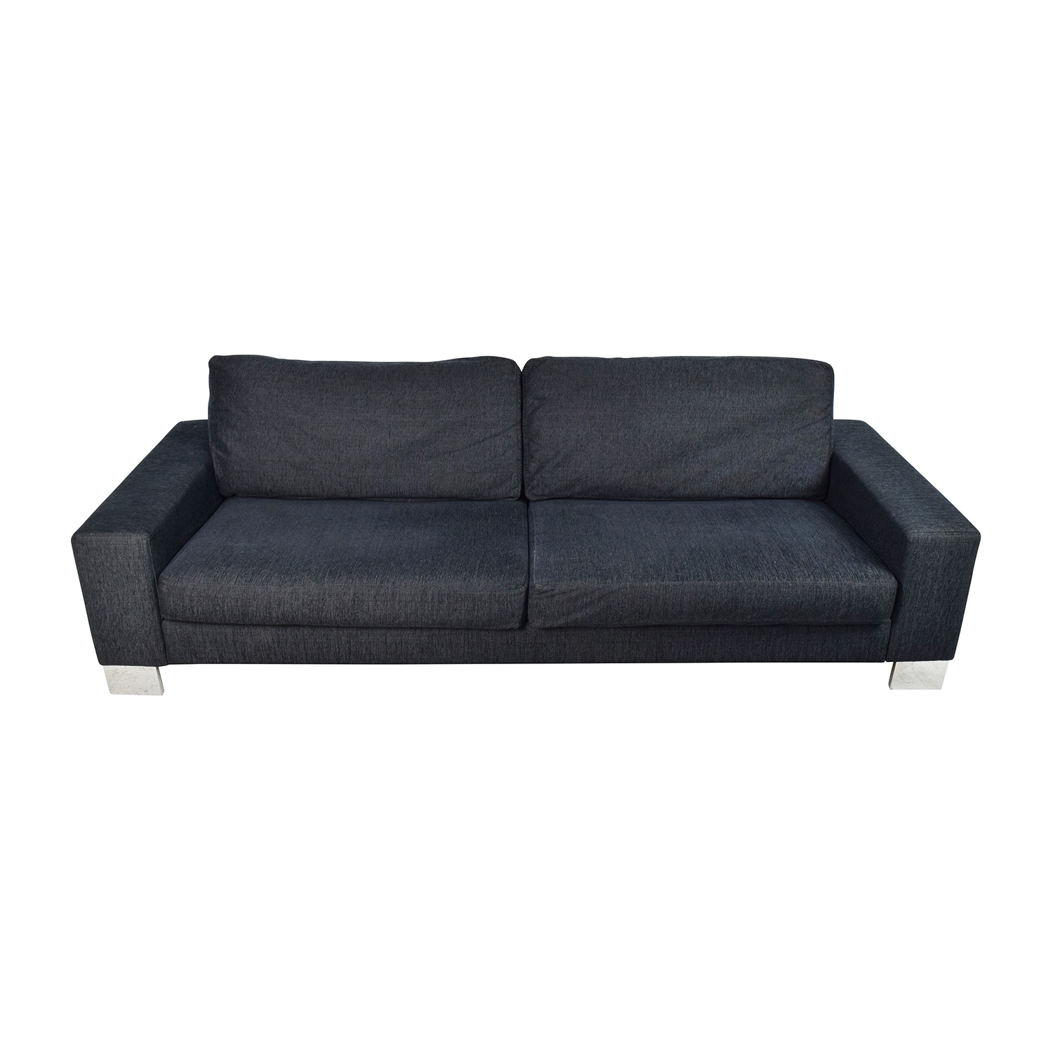BoConcept BoConcept Cenova Dark Navy Sofa Dark Navy/Black