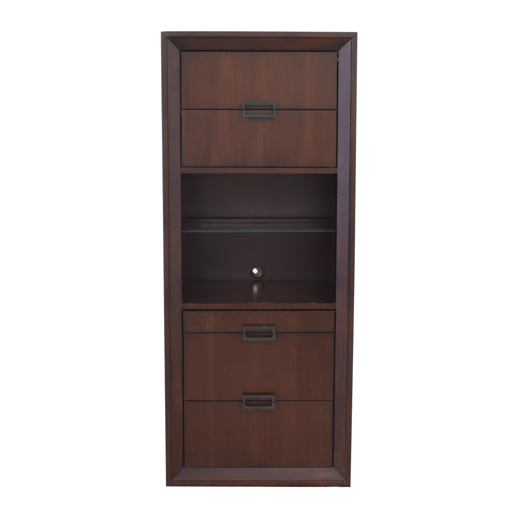 Raymour & Flanigan Vista Bedside Cabinet / Dressers