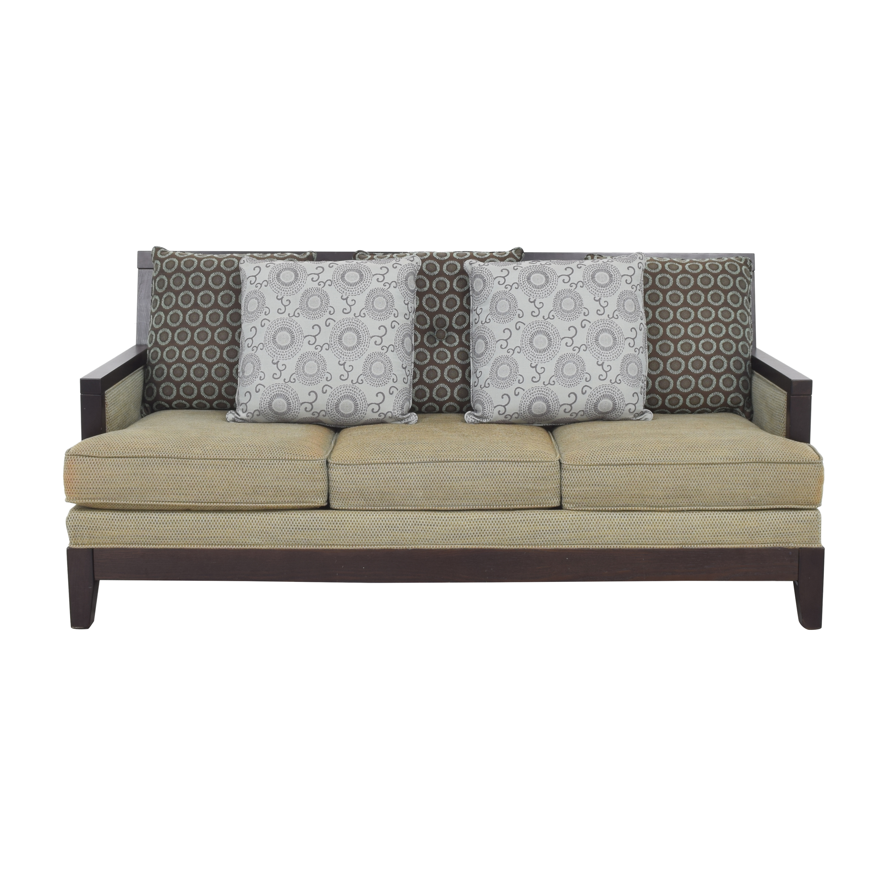 shop Raymour & Flanigan Modern Style Sofa Raymour & Flanigan Classic Sofas