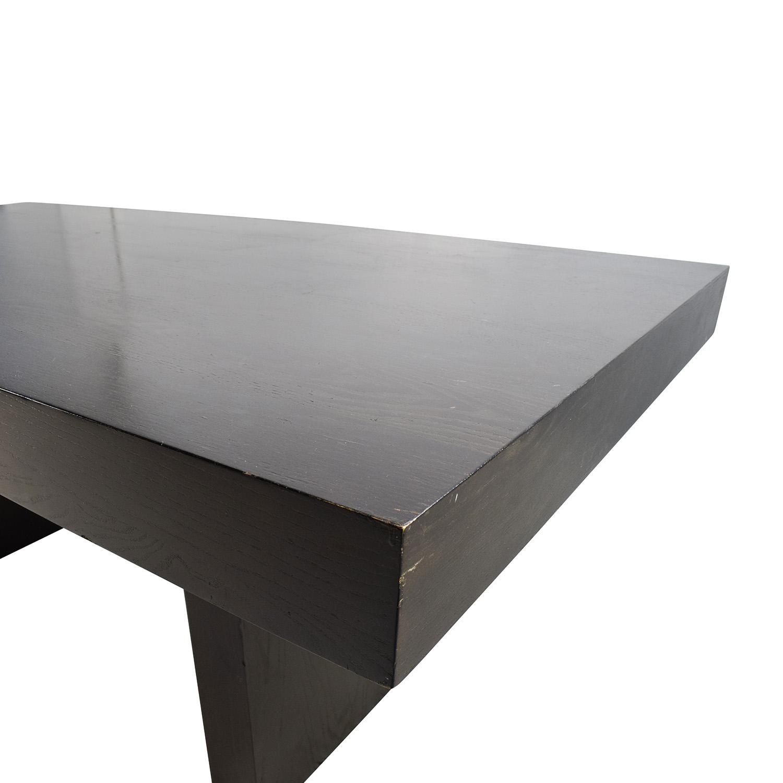 West Elm West Elm Terra Dining Table on sale
