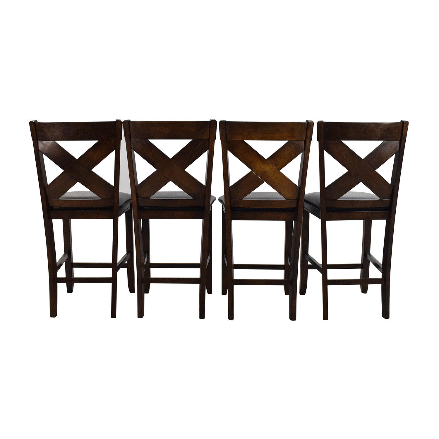 65 Off Bob 39 S Furniture Bob 39 S Furniture X Factor Bar Stool Set Chairs