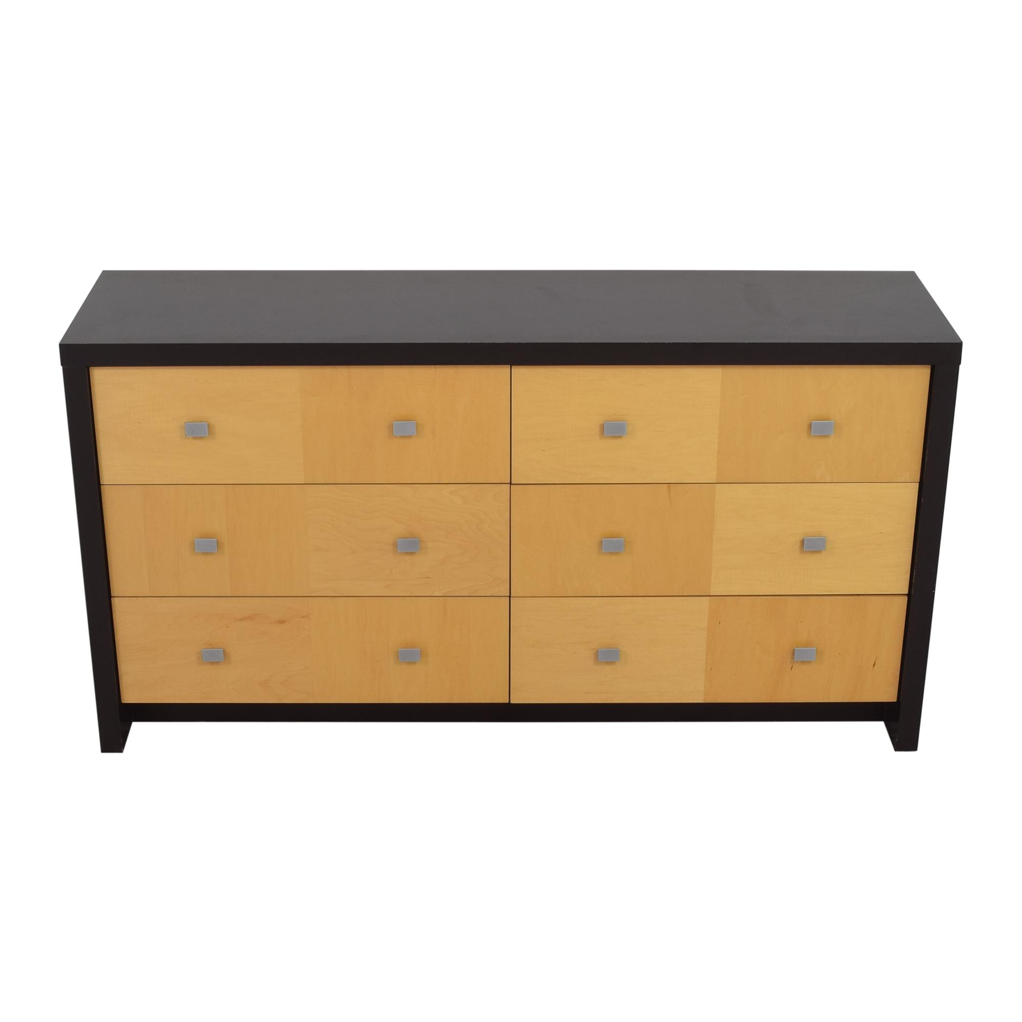 Palliser Six Drawer Dresser / Dressers