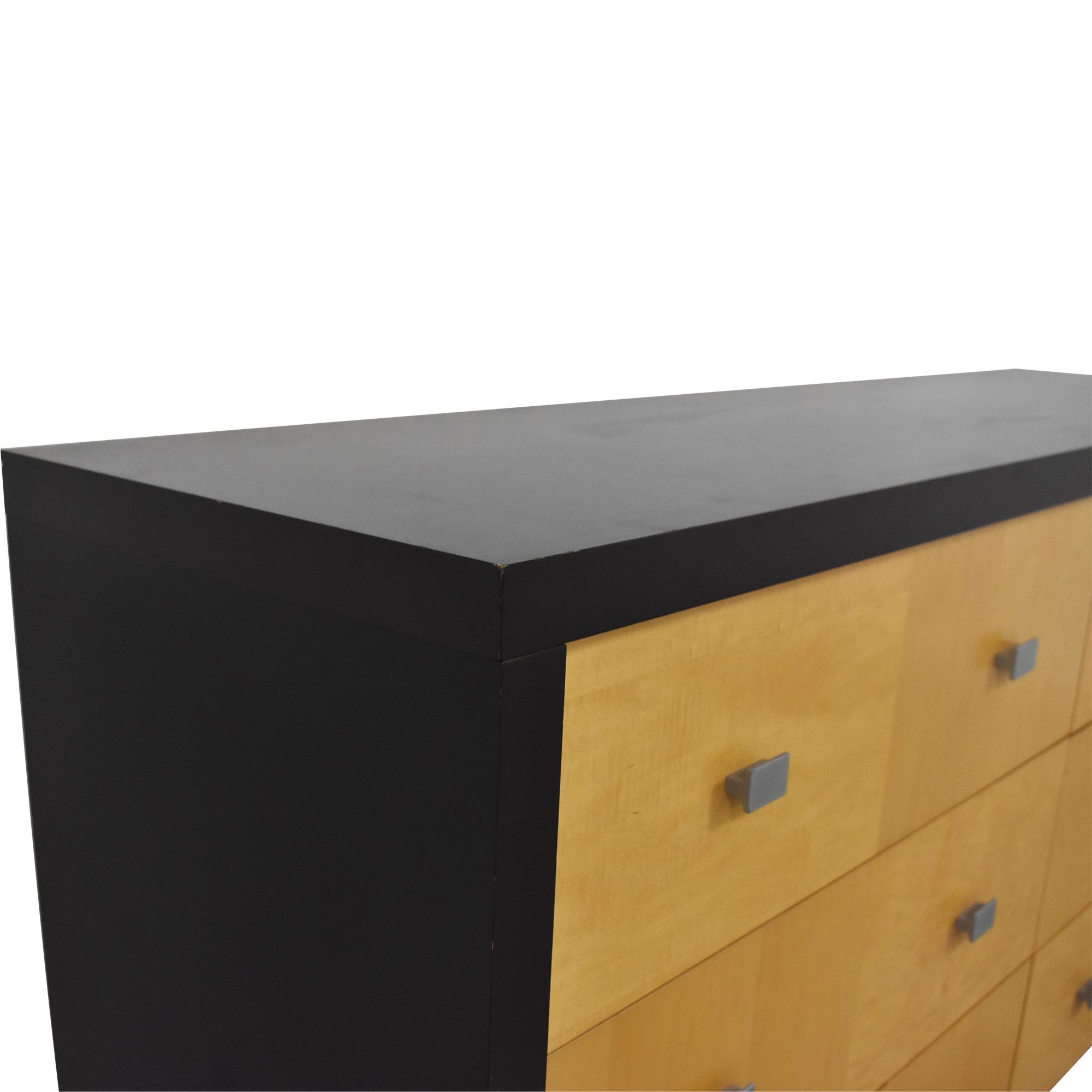 shop Palliser Six Drawer Dresser Palliser Dressers