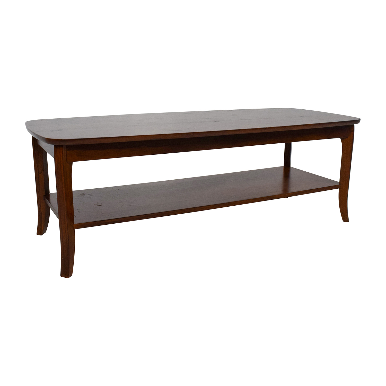 71% OFF Pottery Barn Pottery Barn Chloe Rectangular Coffee table