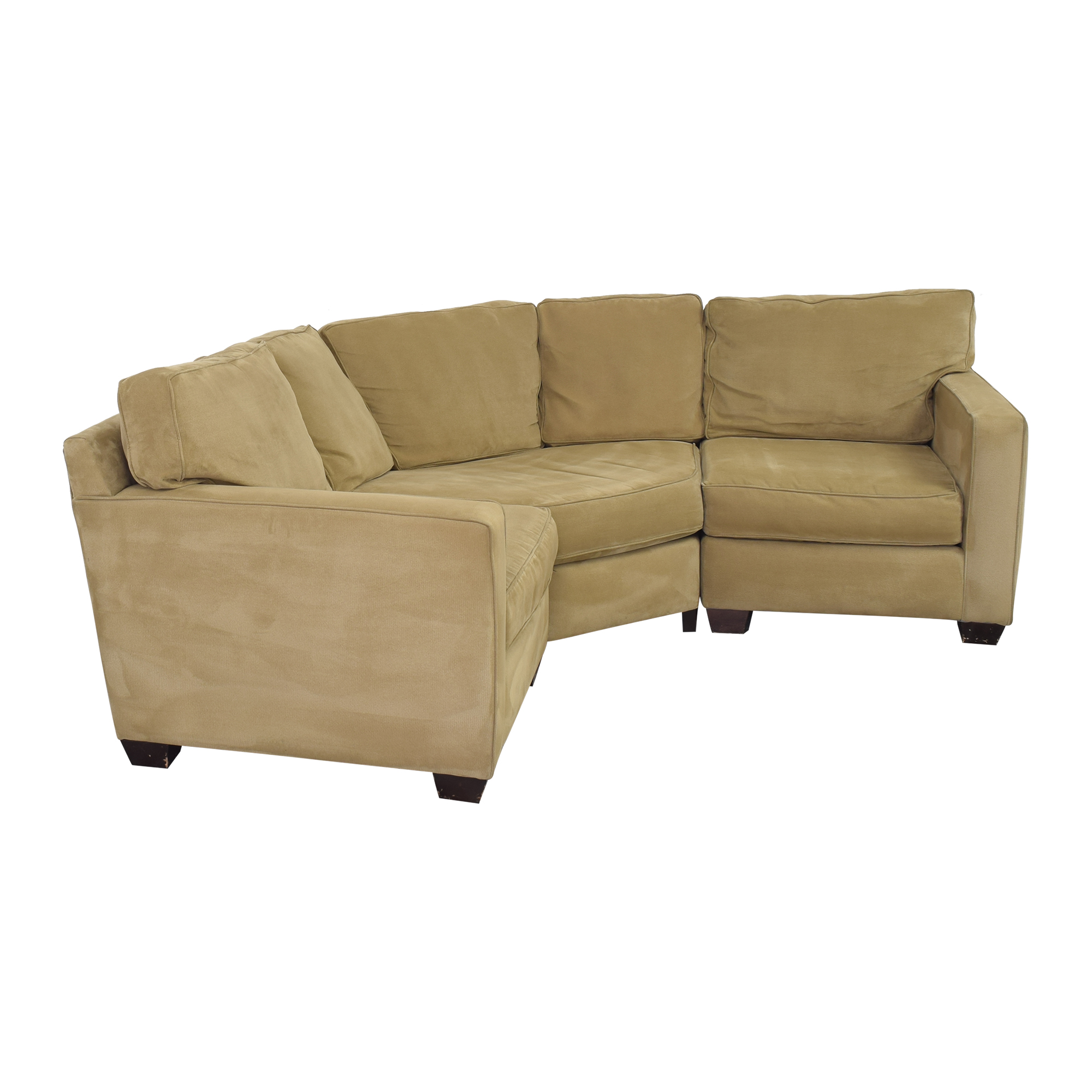 Jonathan Louis Jonathan Louis Corner Sectional Sofa second hand