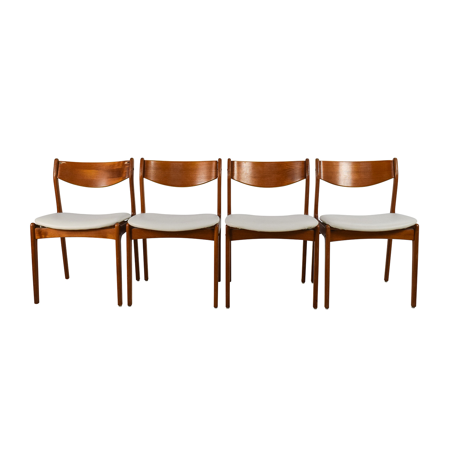 Farso Stolefabrik Farso Stolefabrik Danish Teak Chair Set Dining Chairs