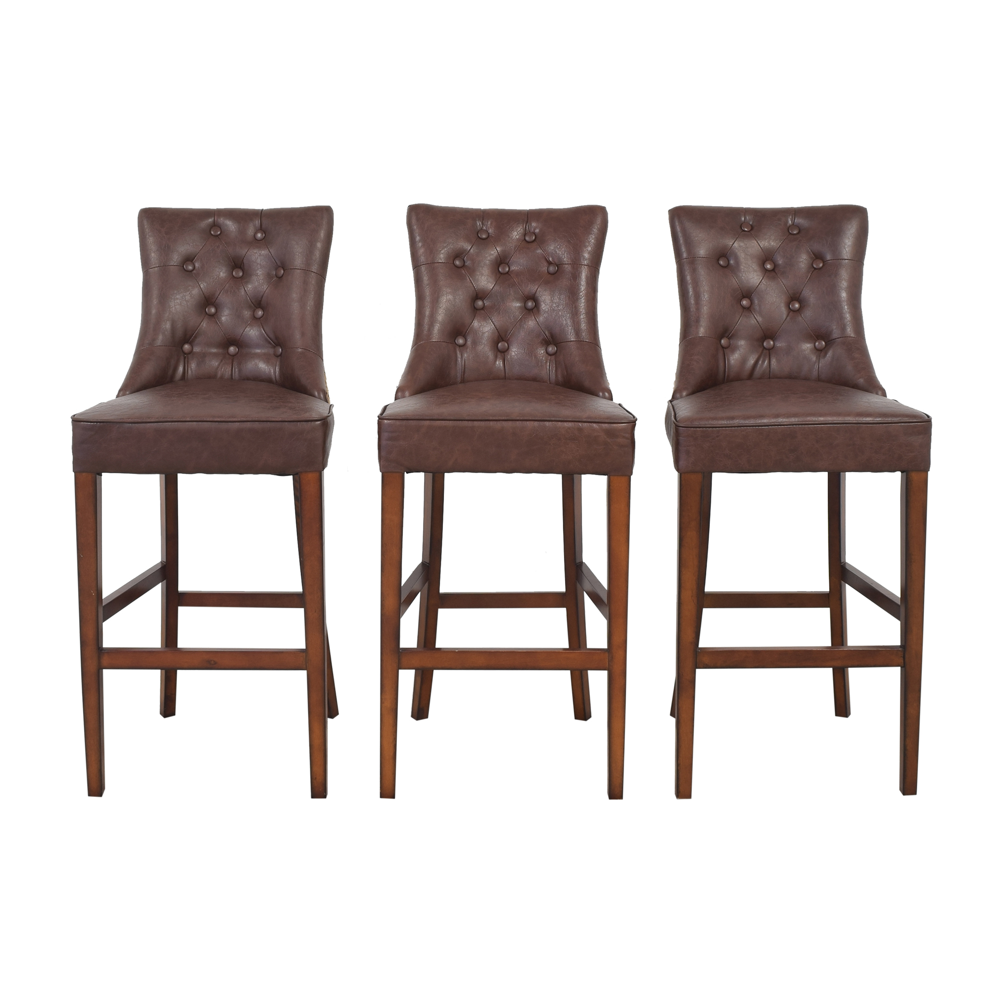 buy Meiyi Tufted Bar Stools  Chairs