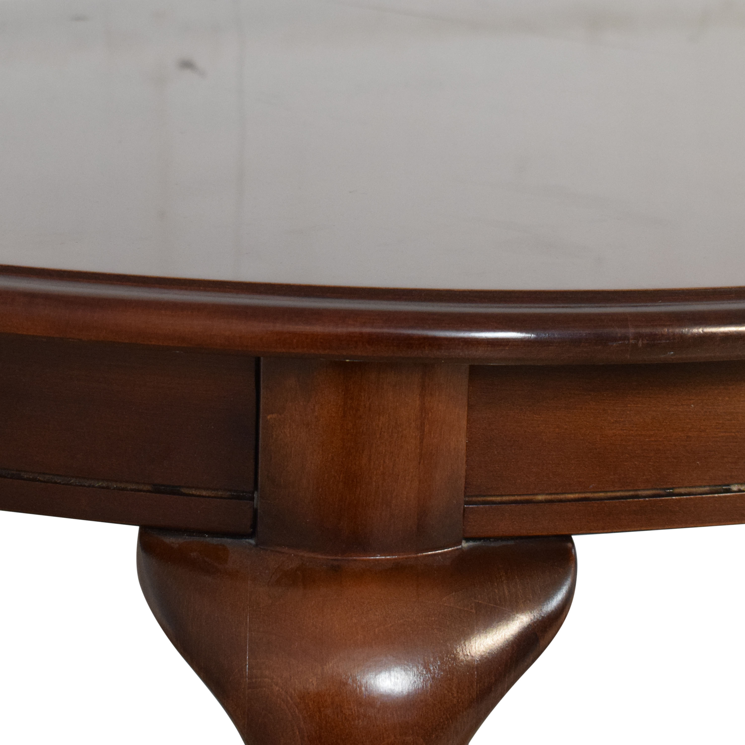 Thomasville Thomasville Extendable Dining Room Table Dinner Tables