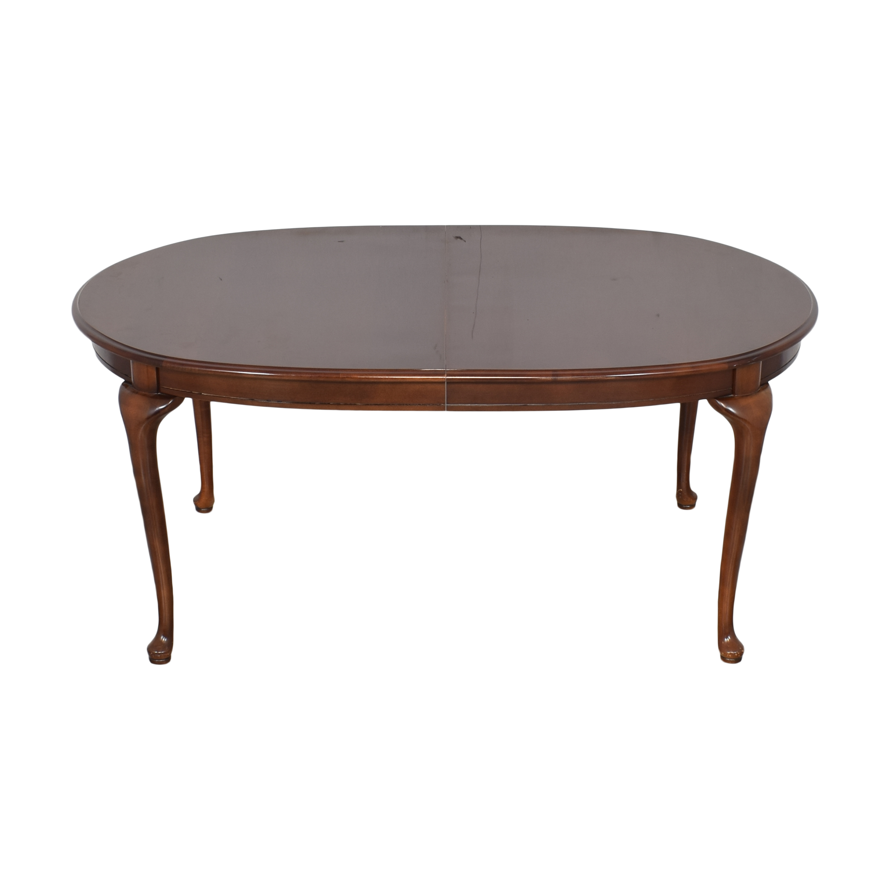 shop Thomasville Extendable Dining Room Table Thomasville