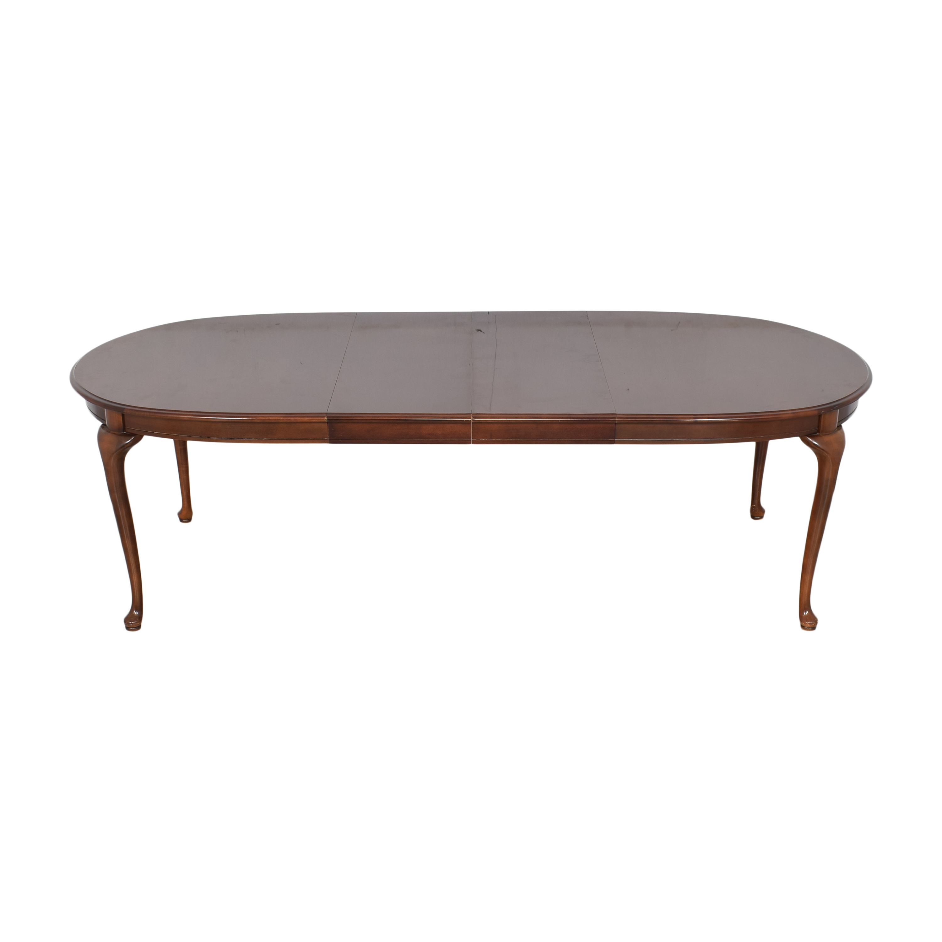 shop Thomasville Extendable Dining Room Table Thomasville Dinner Tables