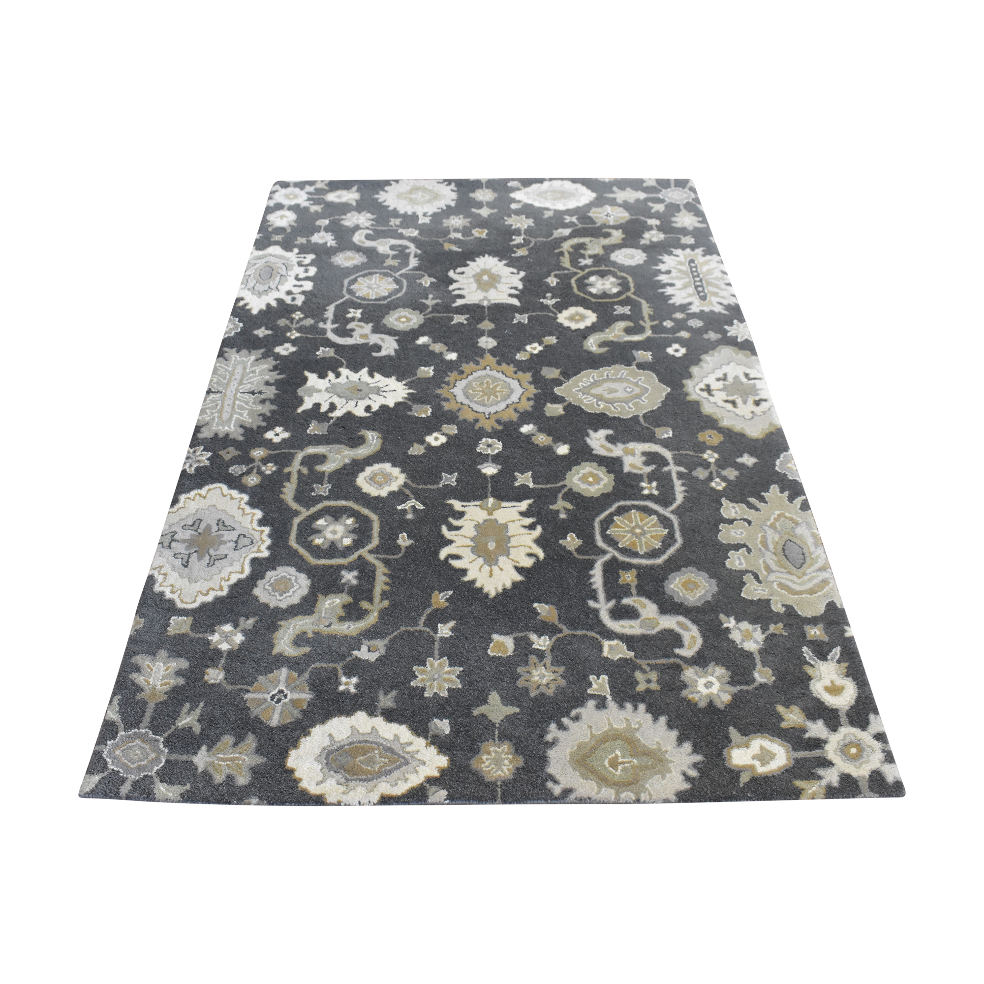 buy Crate & Barrel Juno Rug 5 x 8 Crate & Barrel