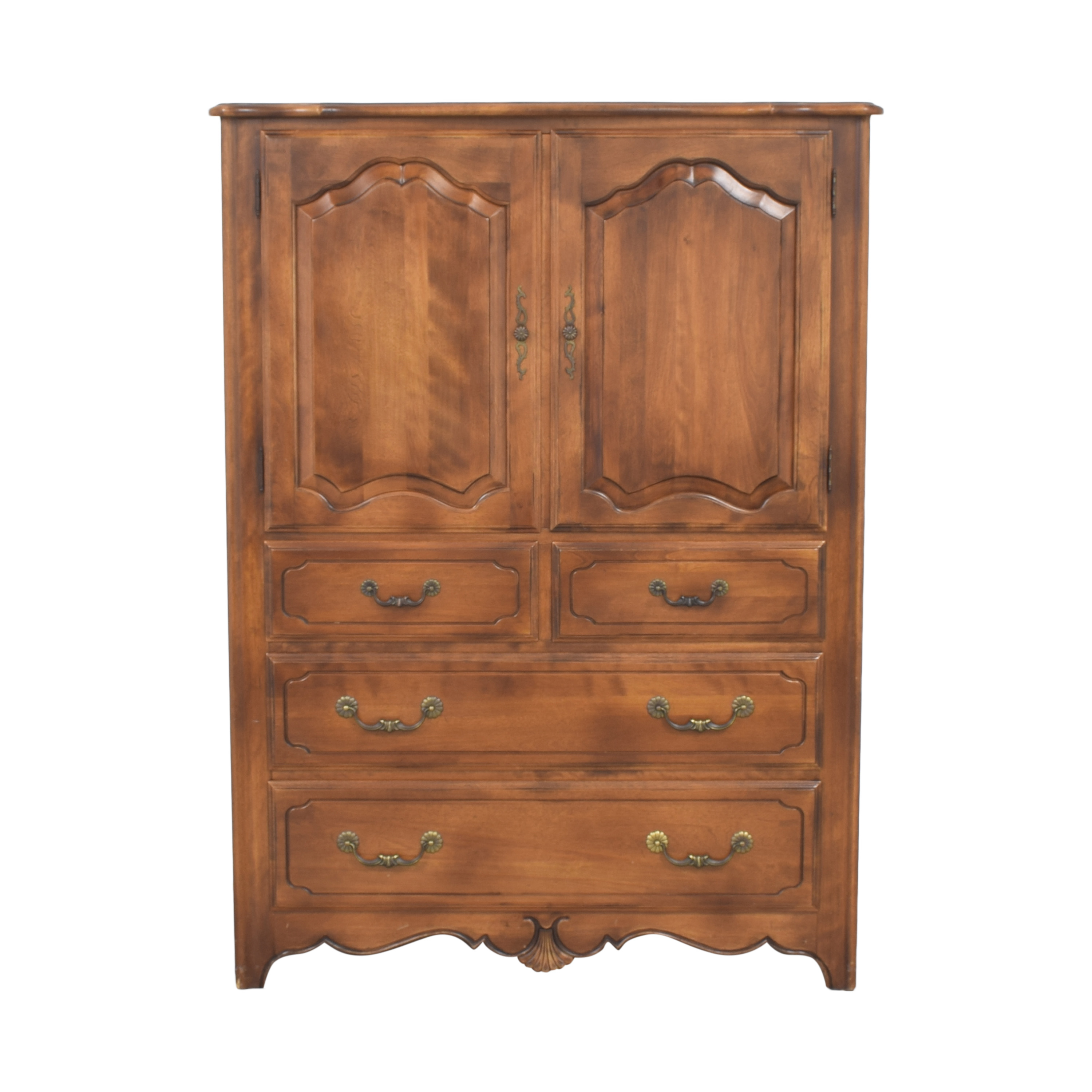 Ethan Allen Ethan Allen French Country Armoire