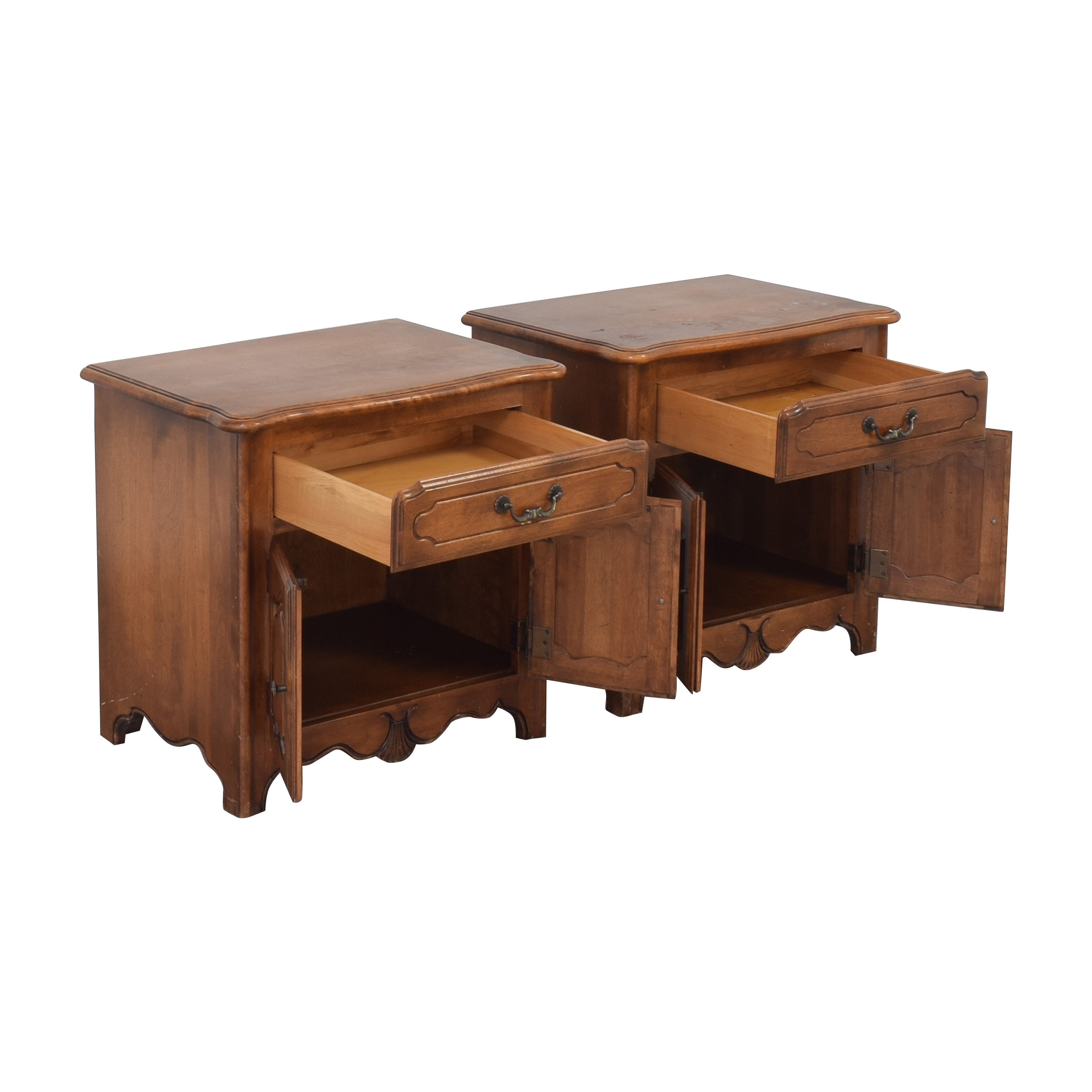 Ethan Allen Ethan Allen French Country Nightstands price