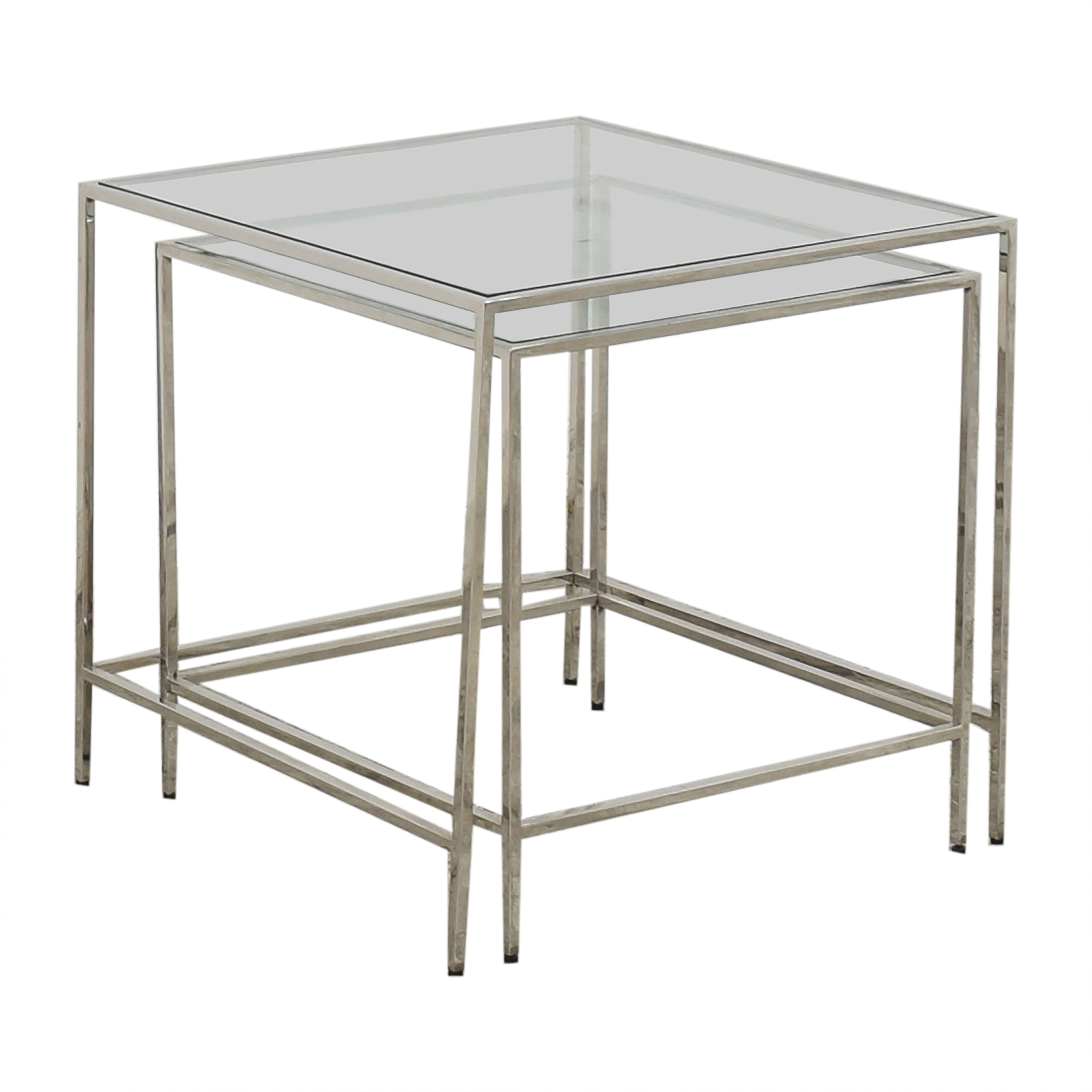 buy Mitchell Gold + Bob Williams Nesting Side Tables Mitchell Gold + Bob Williams