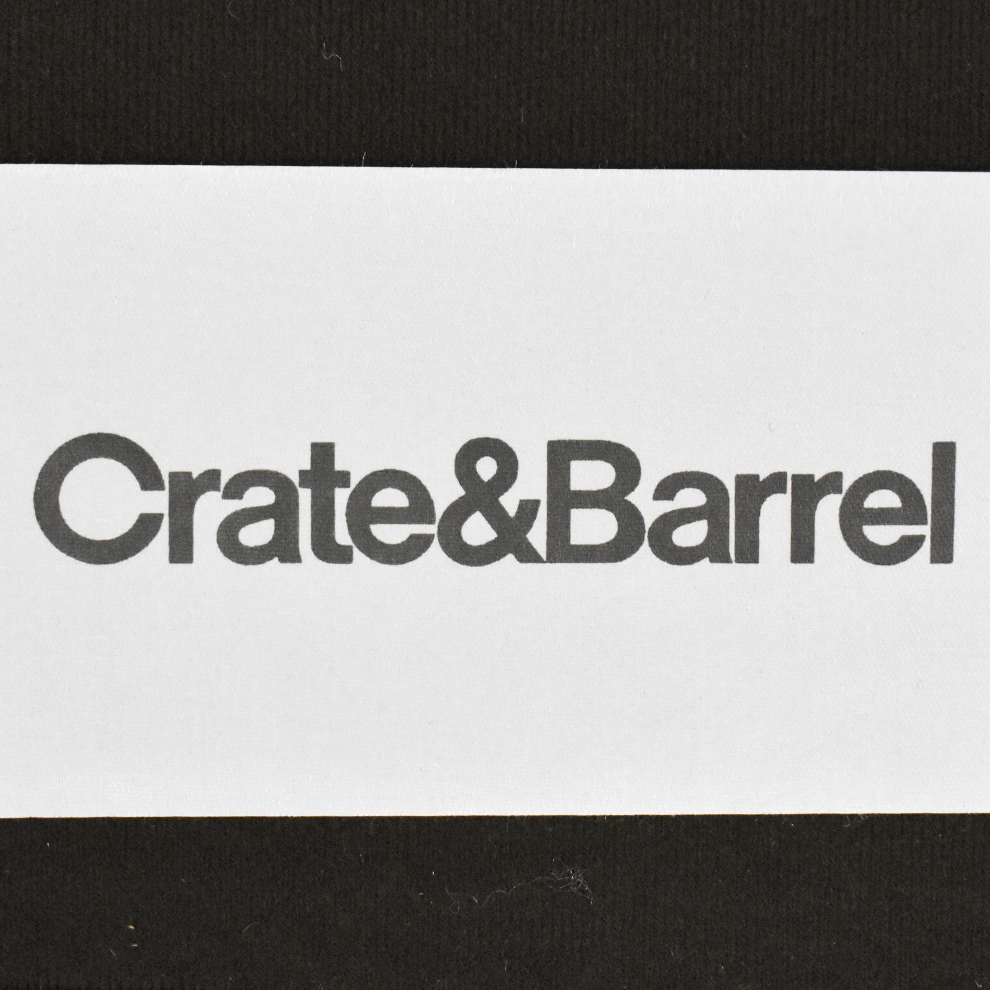 Crate & Barrel Crate & Barrel Petrie Mid Century Sofa price