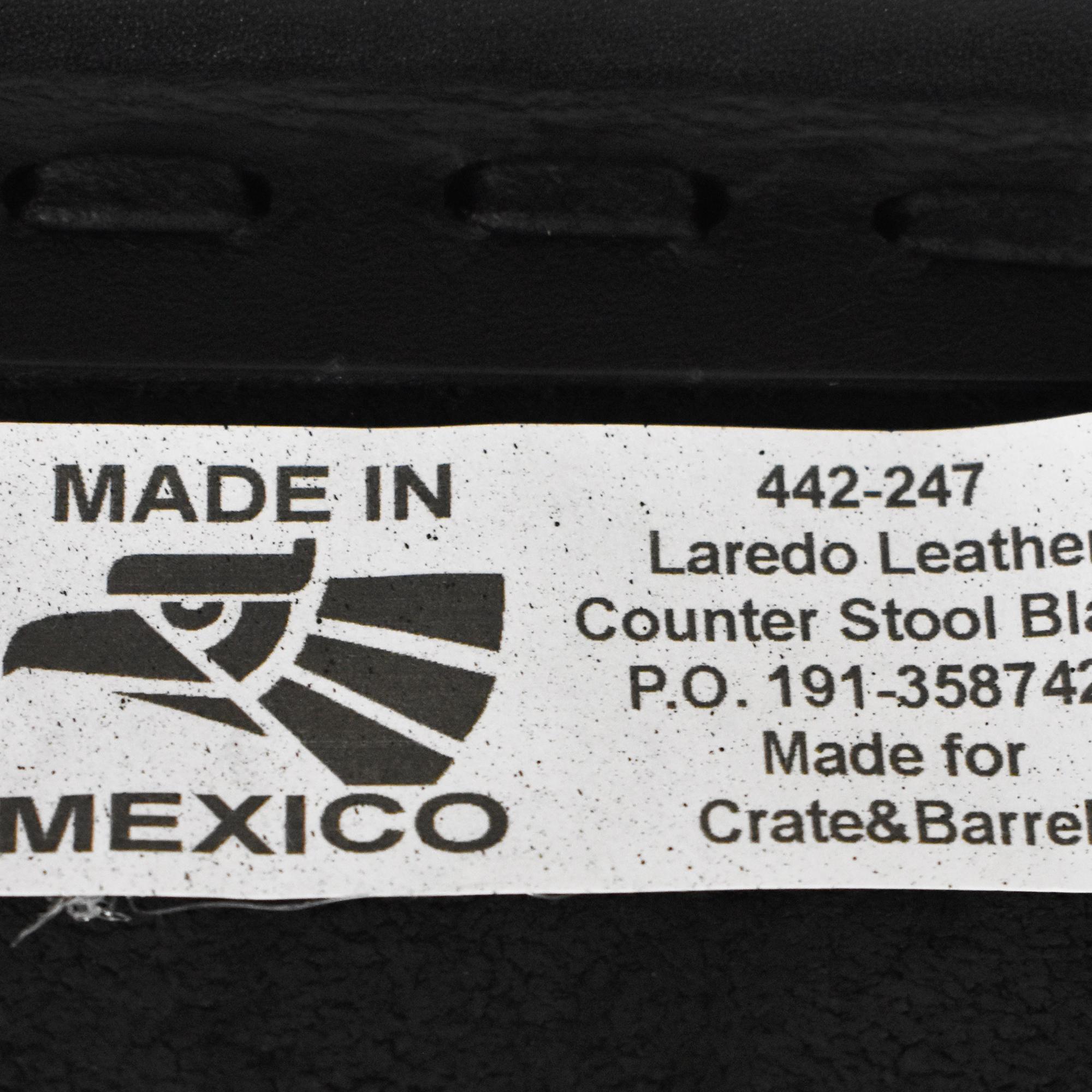 Crate & Barrel Crate & Barrel Laredo Counter Stools ct