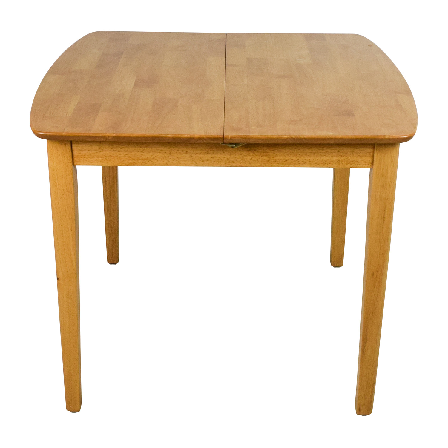 shop Unknown Solid Wood Extension Dining Table online