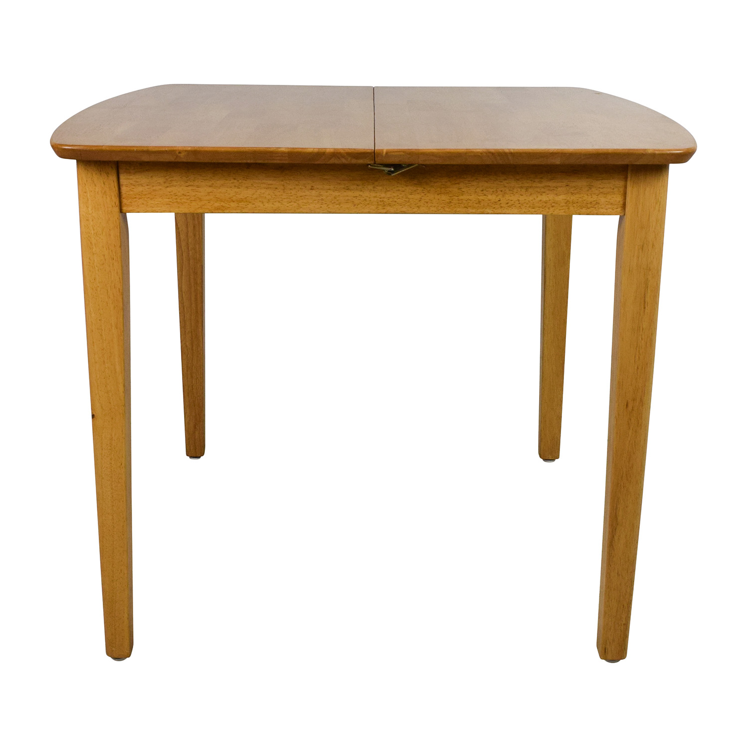 48 Off Unknown Solid Wood Extension Dining Table Tables