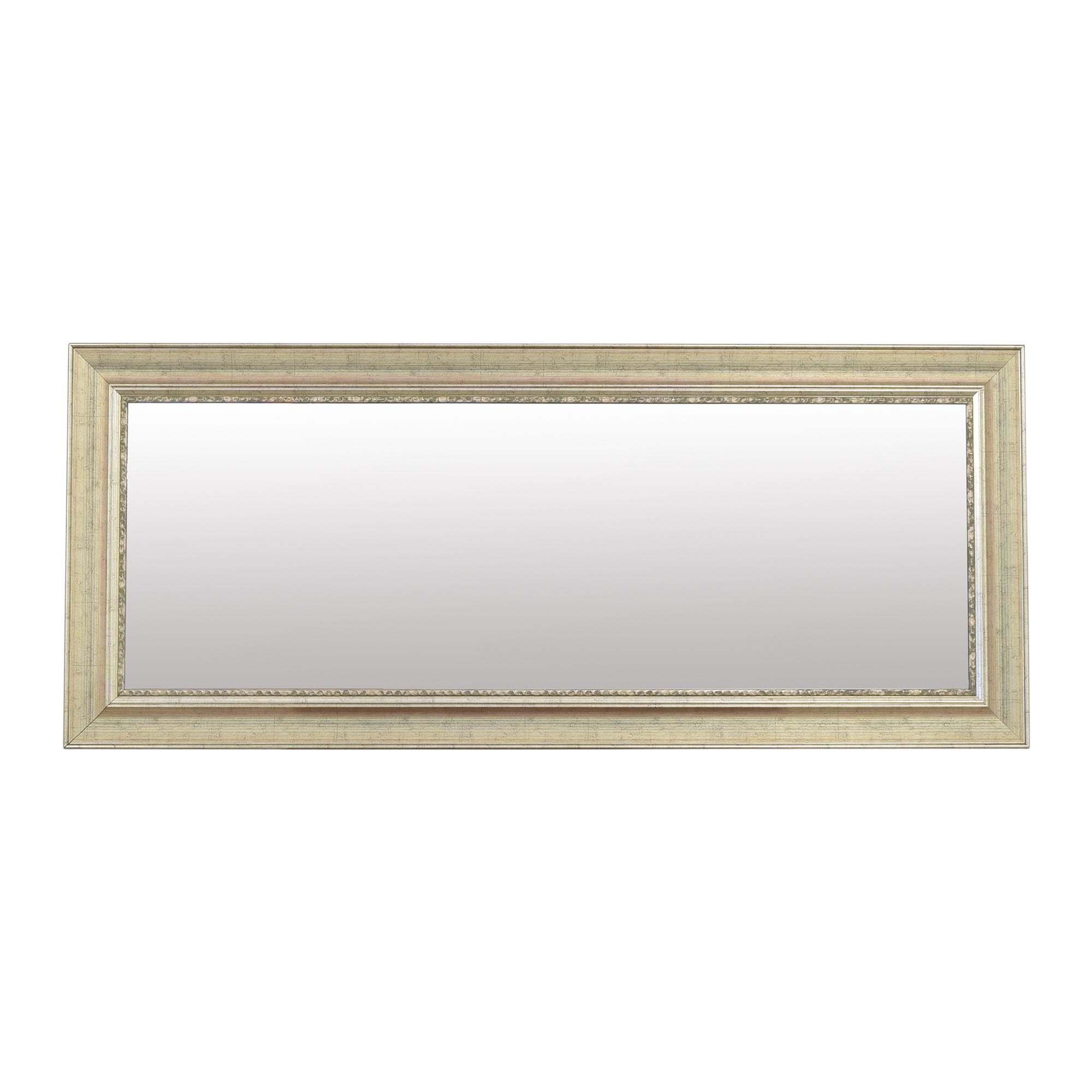 HomeGoods HomeGoods Framed Wall Mirror discount