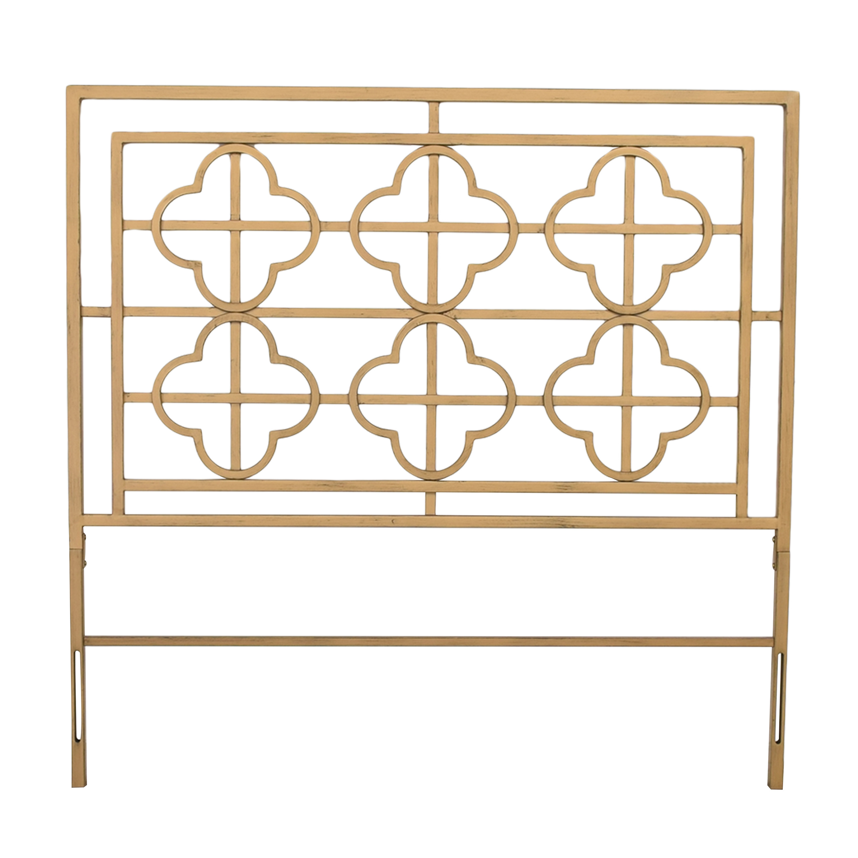 Safavieh Safavieh Lucinda Queen Headboard gold