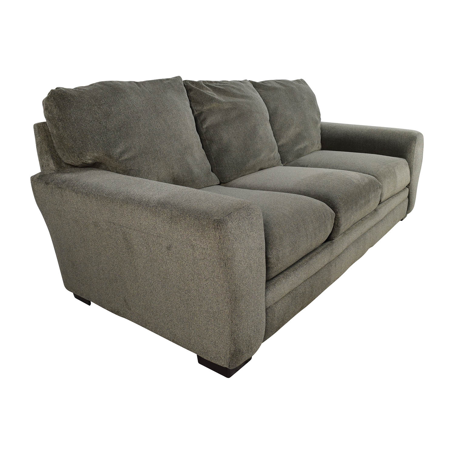 44% OFF Bob s Furniture Bob s Furniture Gray Jackson Sofa Sofas