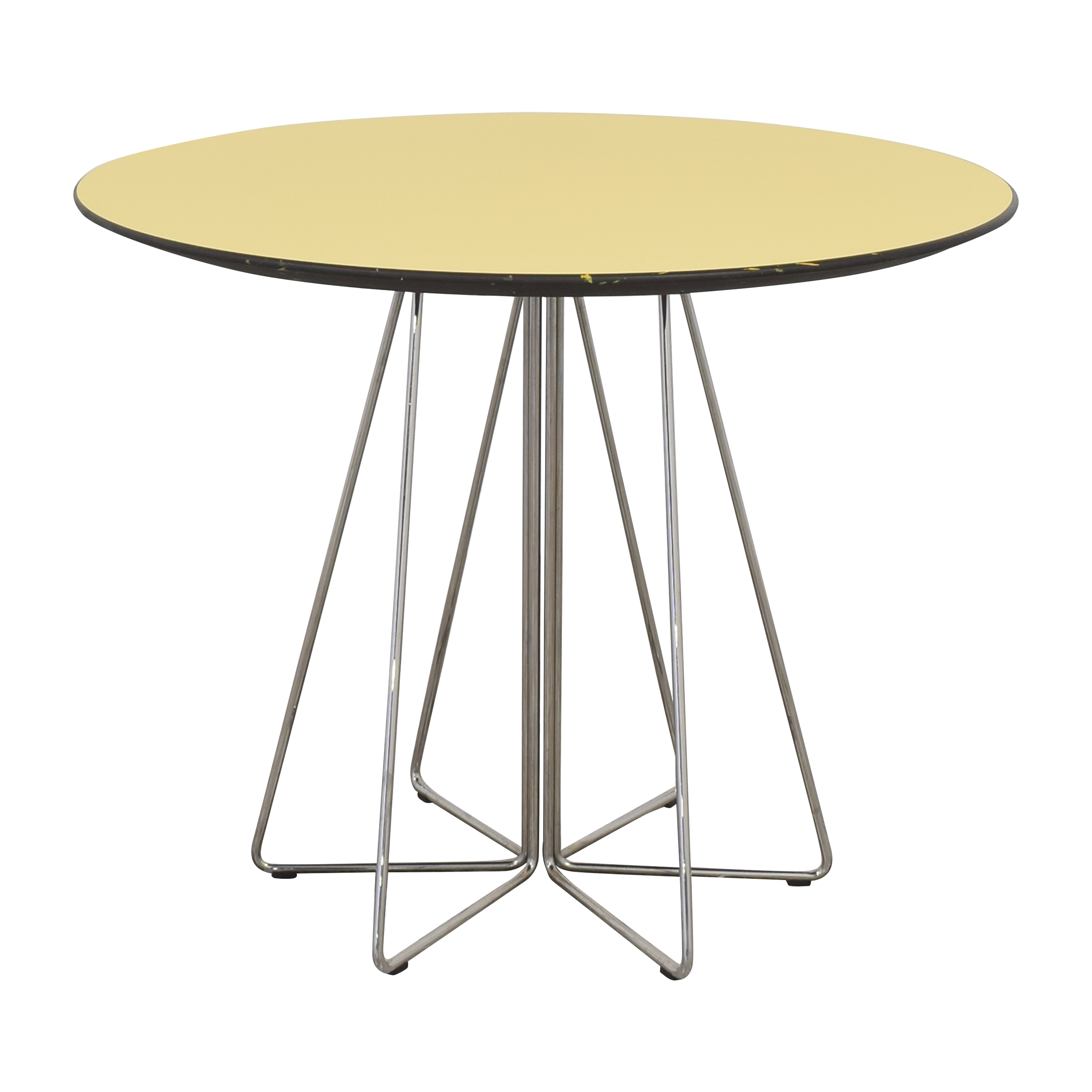Knoll Knoll Vingelli Designs Paperclip Table pa