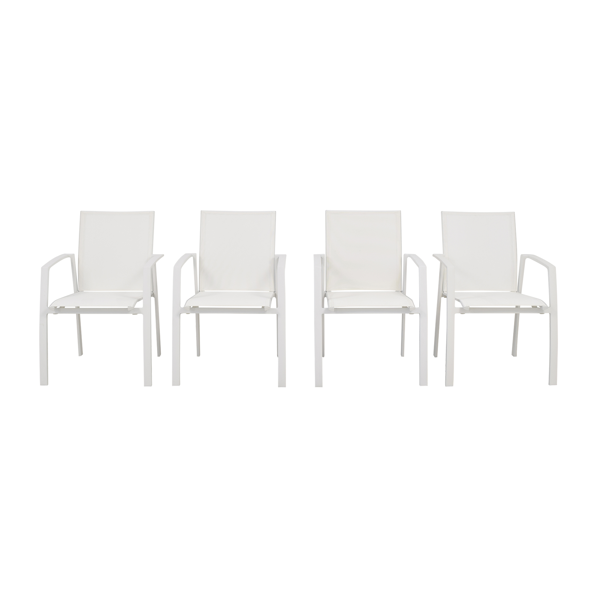 buy Frontgate Frontgate Newport Dining Chairs online