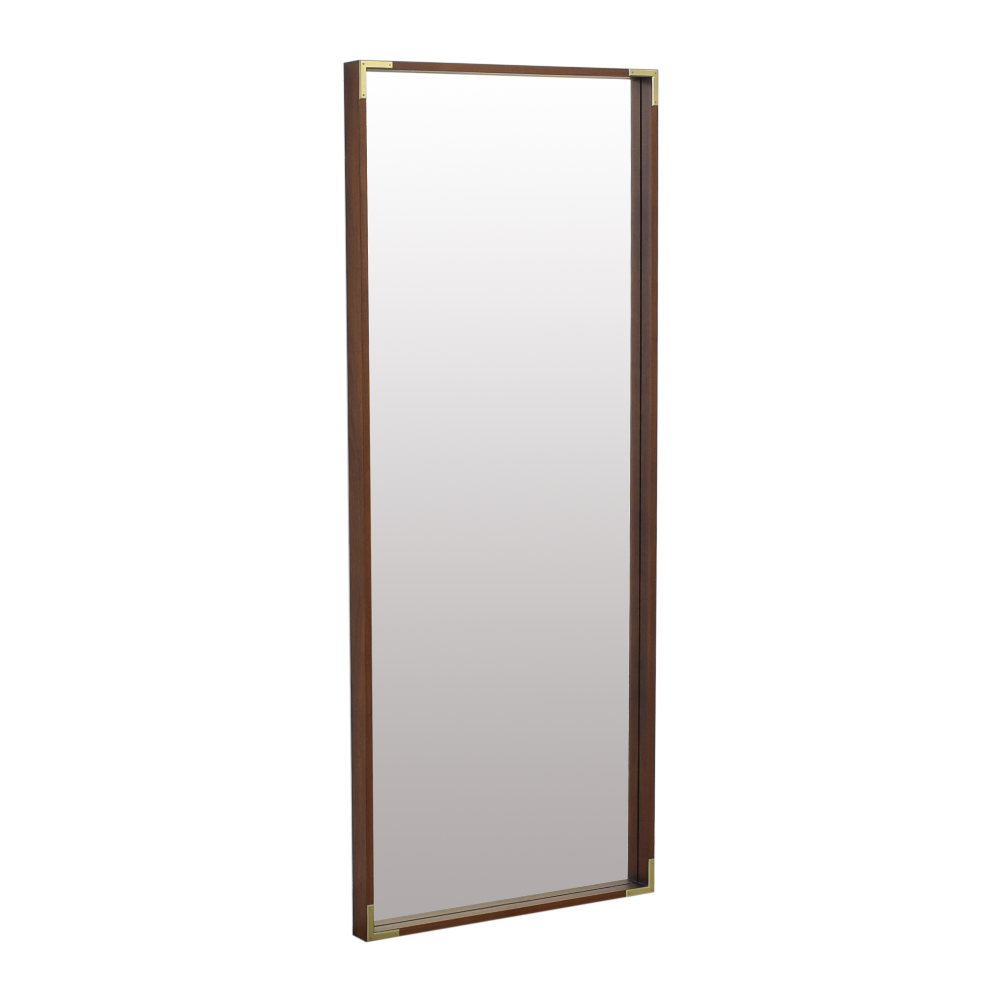 West Elm West Elm Malone Campaign Floor Mirror on sale