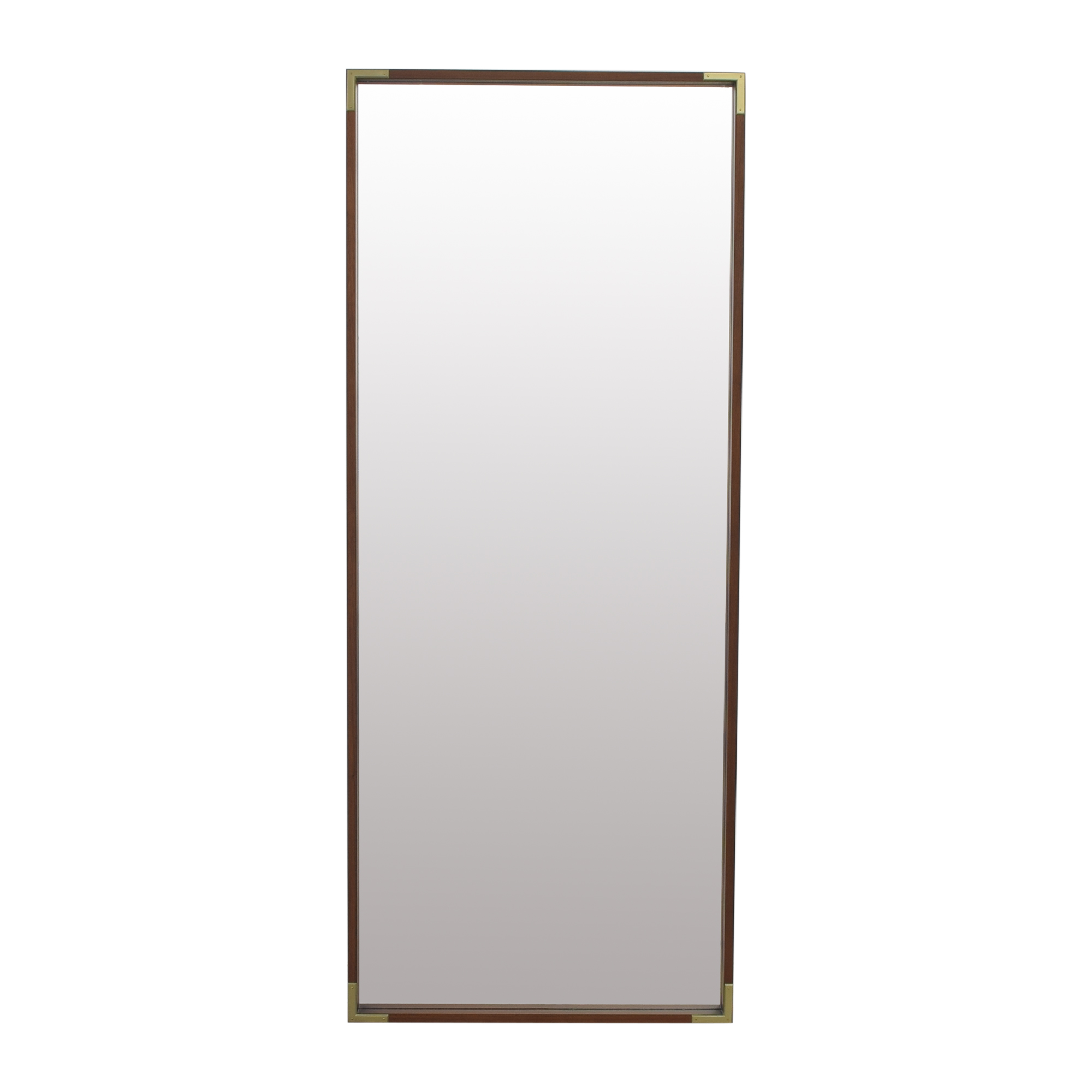 West Elm West Elm Malone Campaign Floor Mirror ct