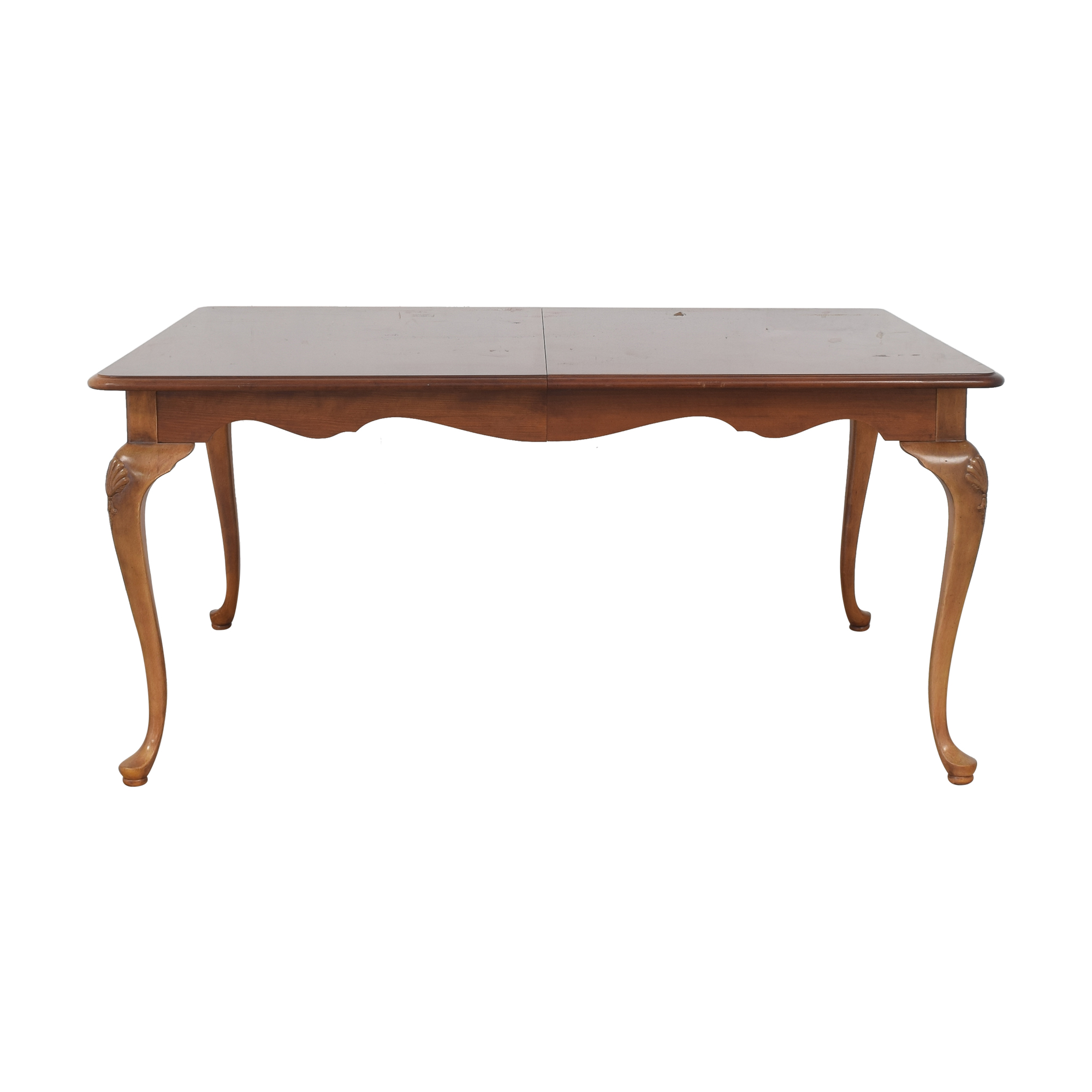 shop Broyhill Premier Dining Table Broyhill Furniture Dinner Tables