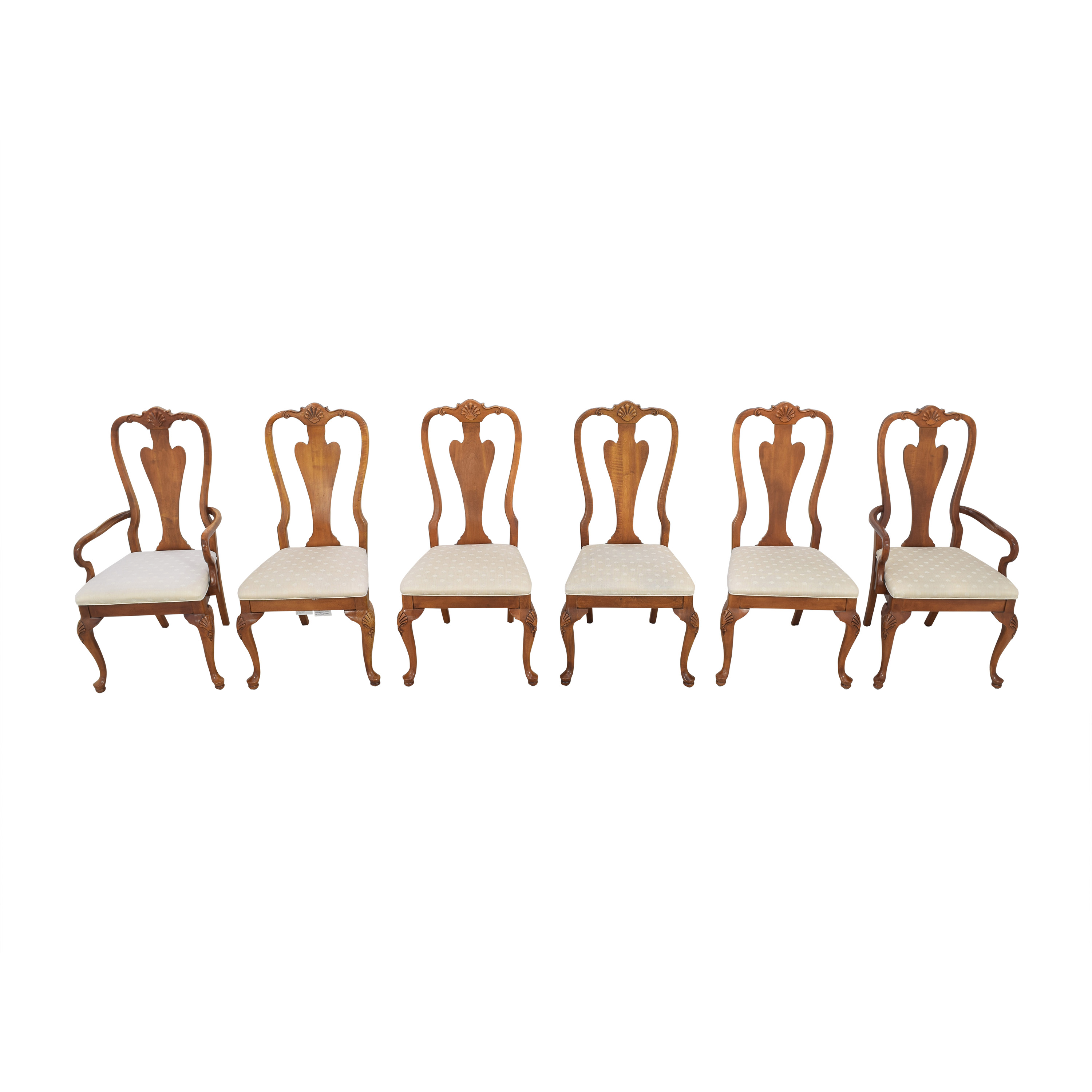 Broyhill Premier Queen Anne Dining Chairs / Chairs