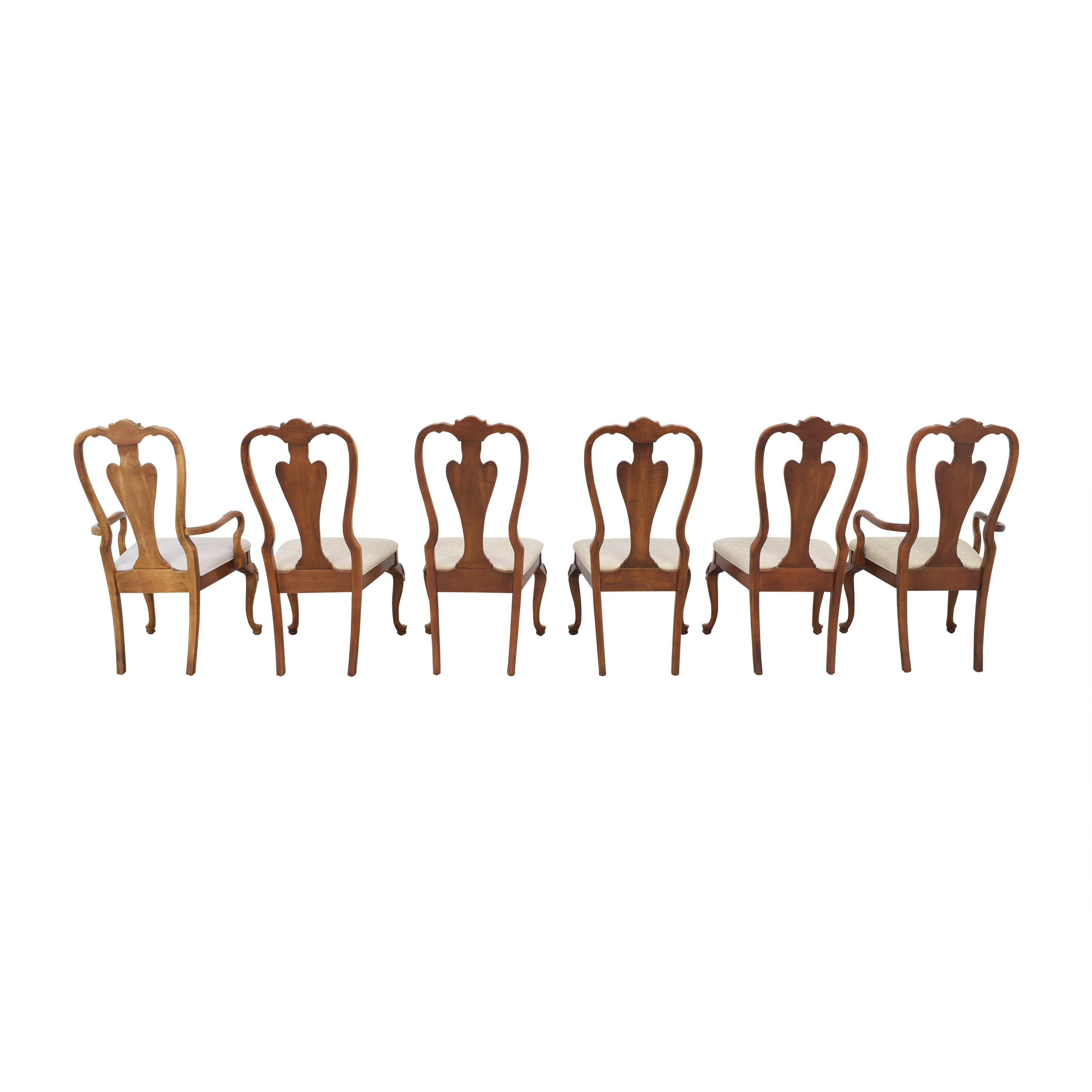 shop Broyhill Premier Queen Anne Dining Chairs Broyhill Furniture Chairs