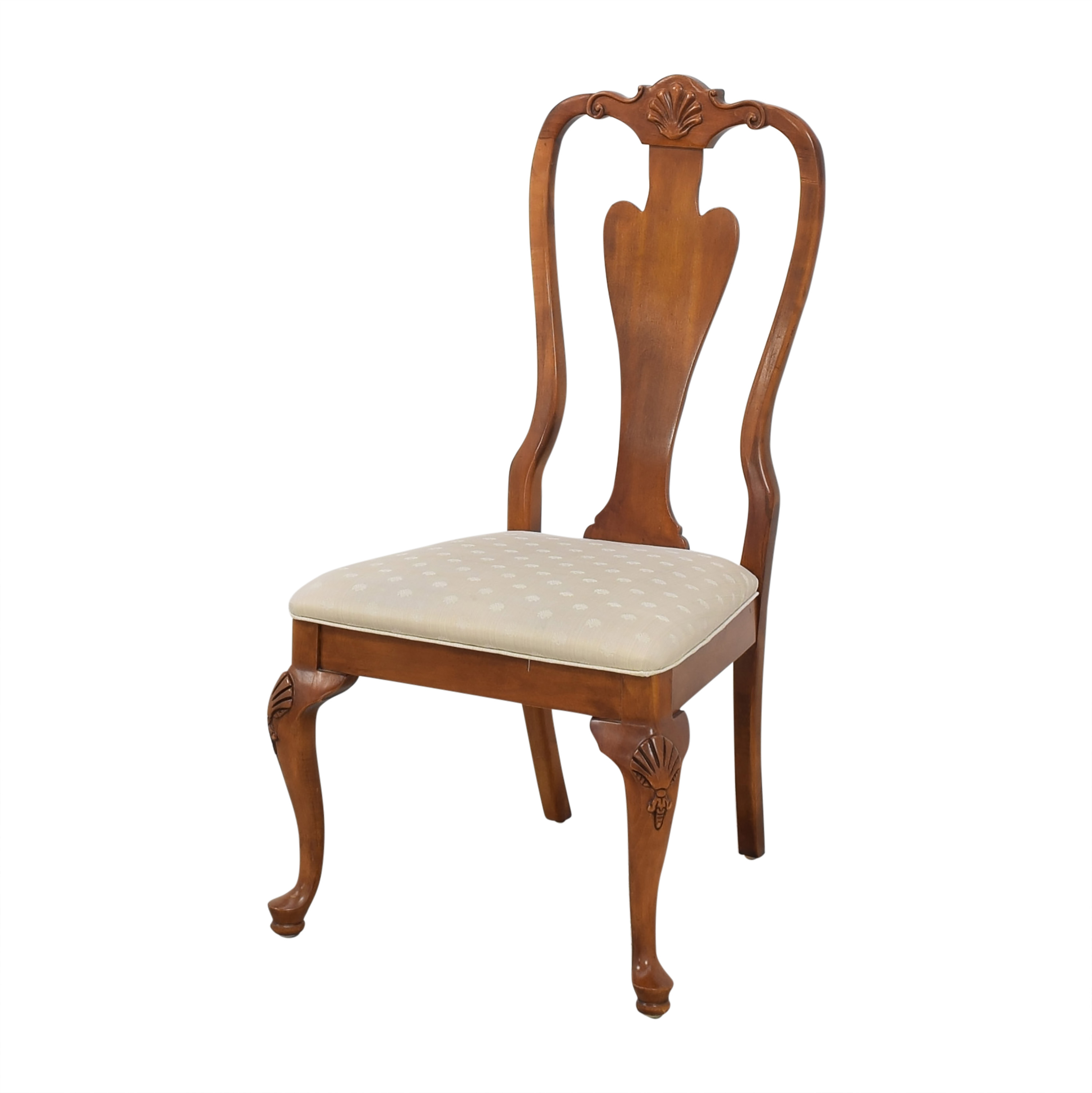 Broyhill Furniture Broyhill Premier Queen Anne Dining Chairs dimensions