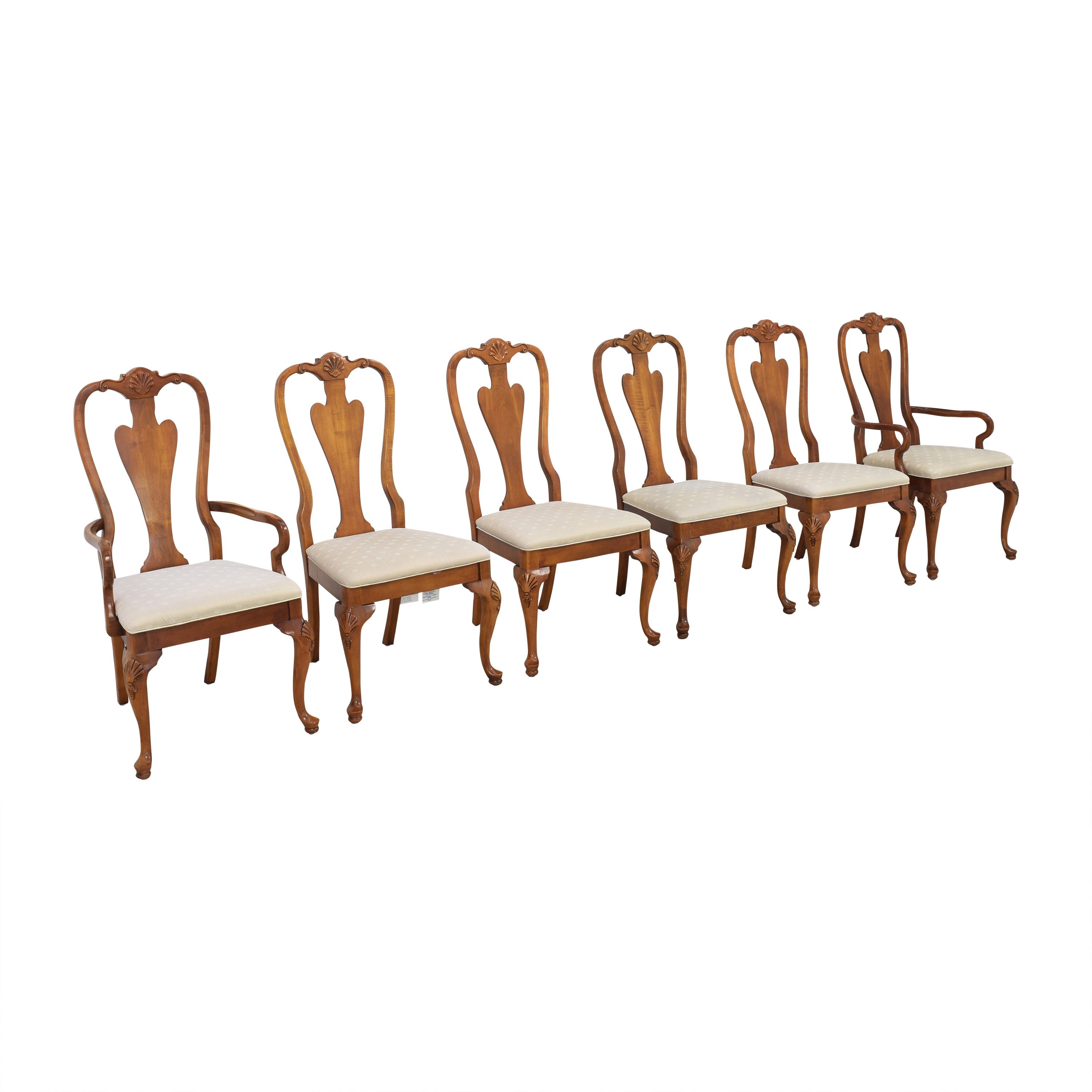buy Broyhill Premier Queen Anne Dining Chairs Broyhill Furniture