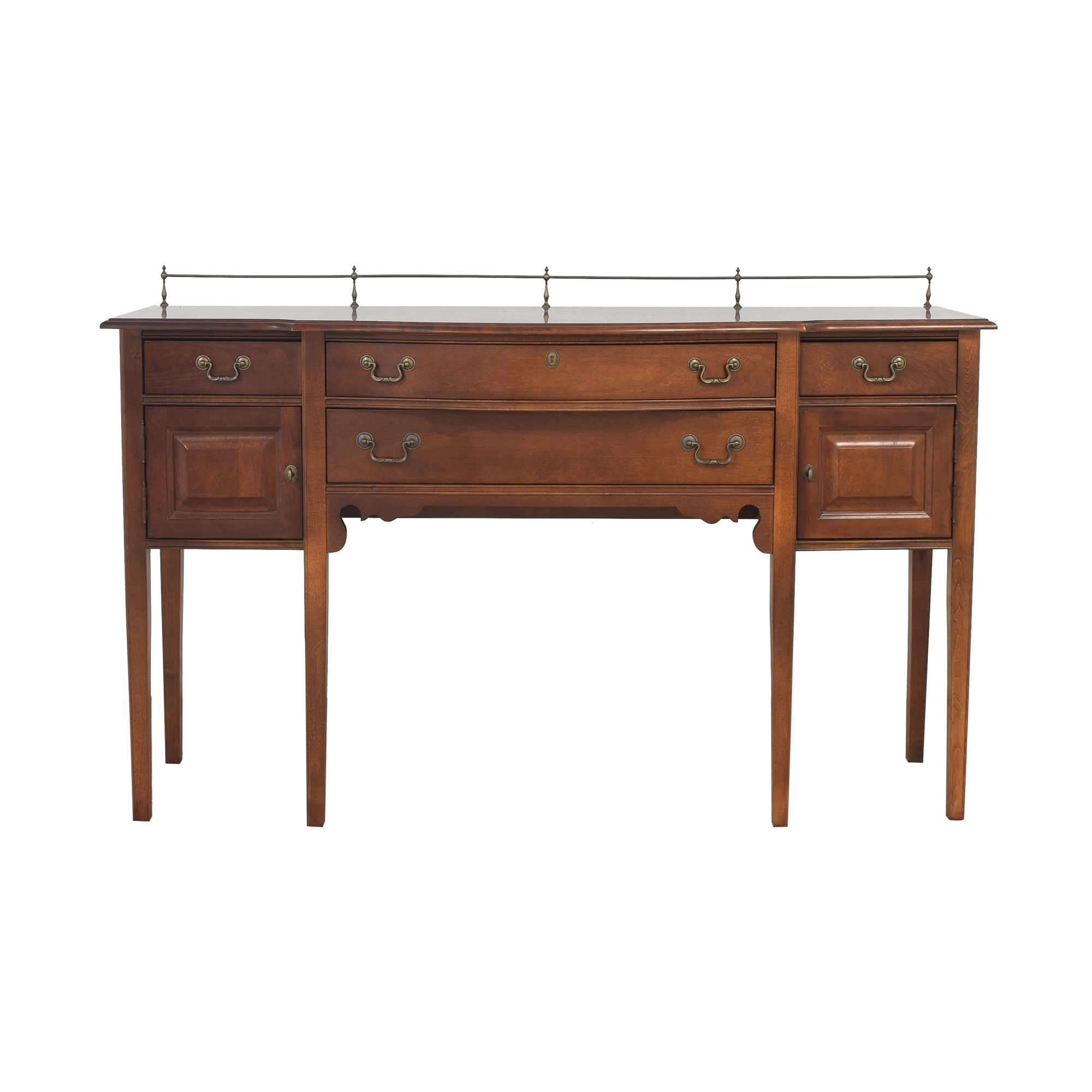 Broyhill Furniture Broyhill Premier Sheraton Sideboard second hand