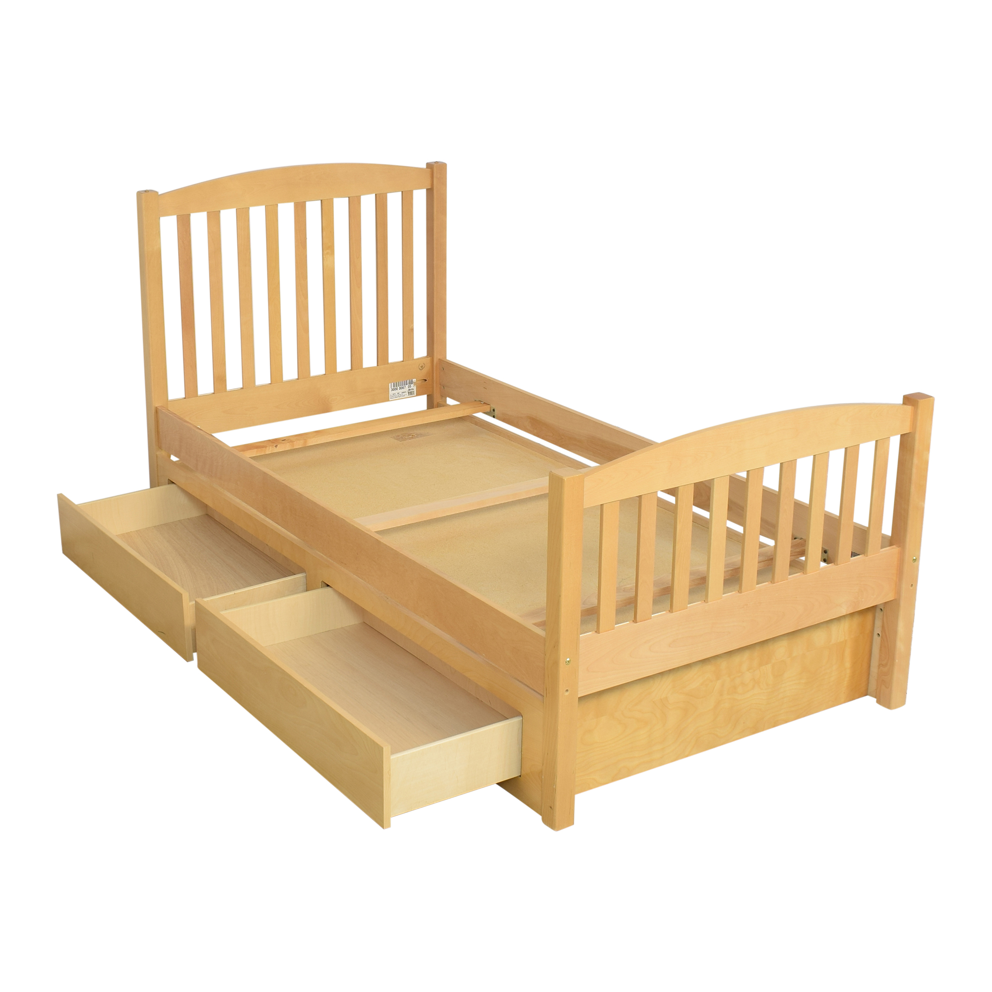 AP Industries AP Industries Twin Bed with Storage for sale
