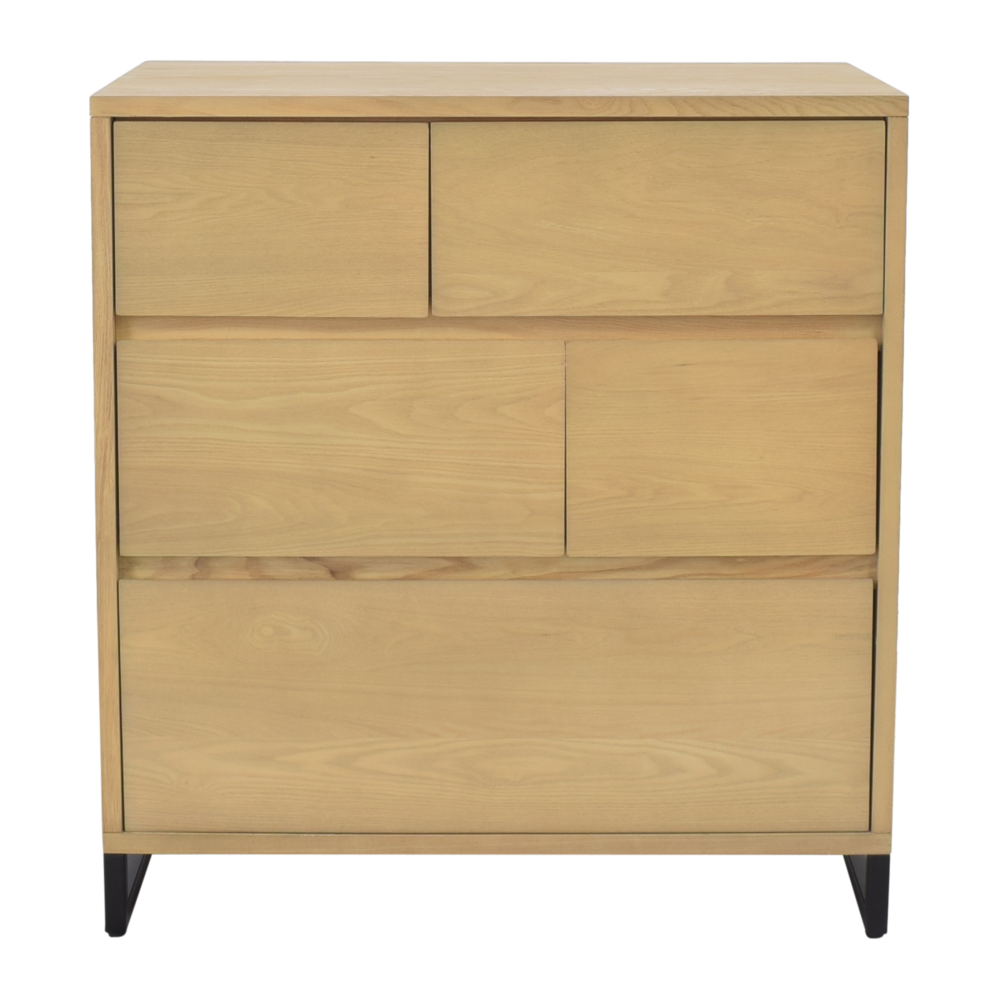 buy West Elm Hudson 5-Drawer Dresser West Elm Dressers
