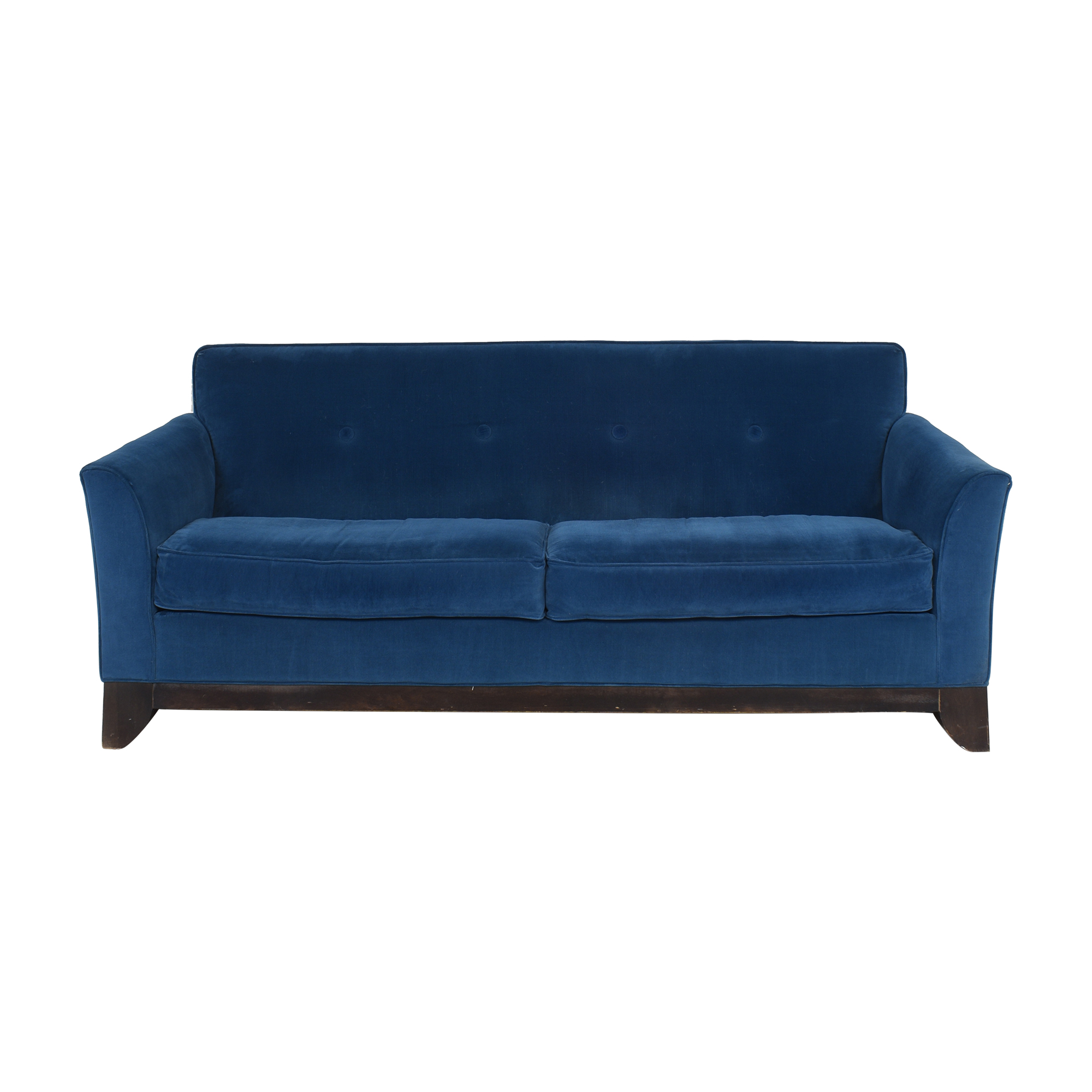 Rowe Furniture Two Cushion Sofa Rowe Furniture