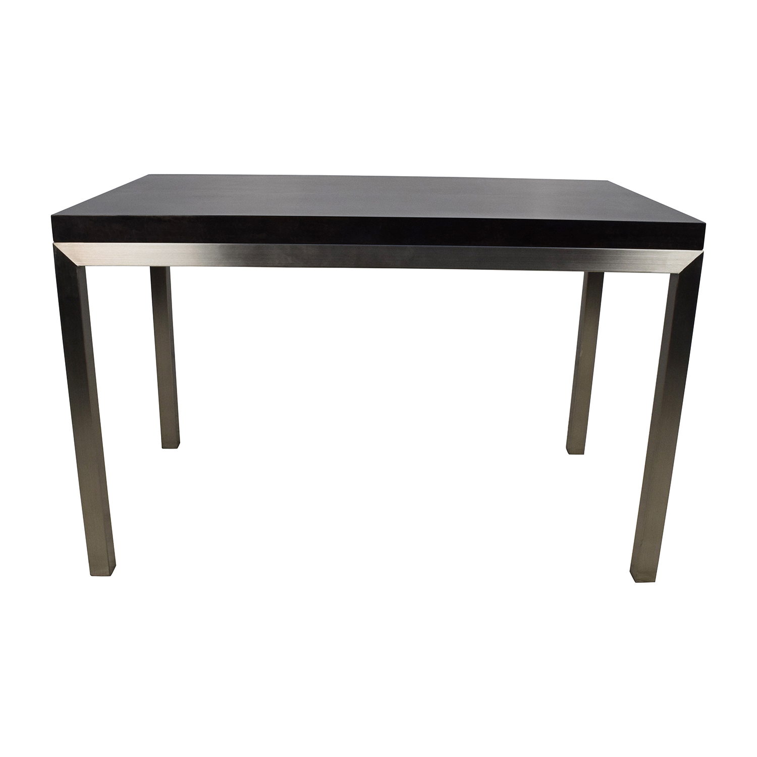 Crate & Barrel Parsons Dining Table Crate and Barrel