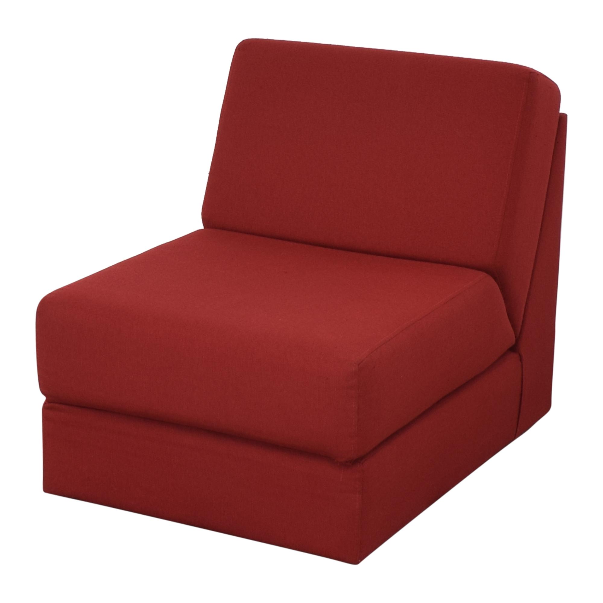 buy Lazzoni Mini Seat Packing Sofa Bed Lazzoni Accent Chairs