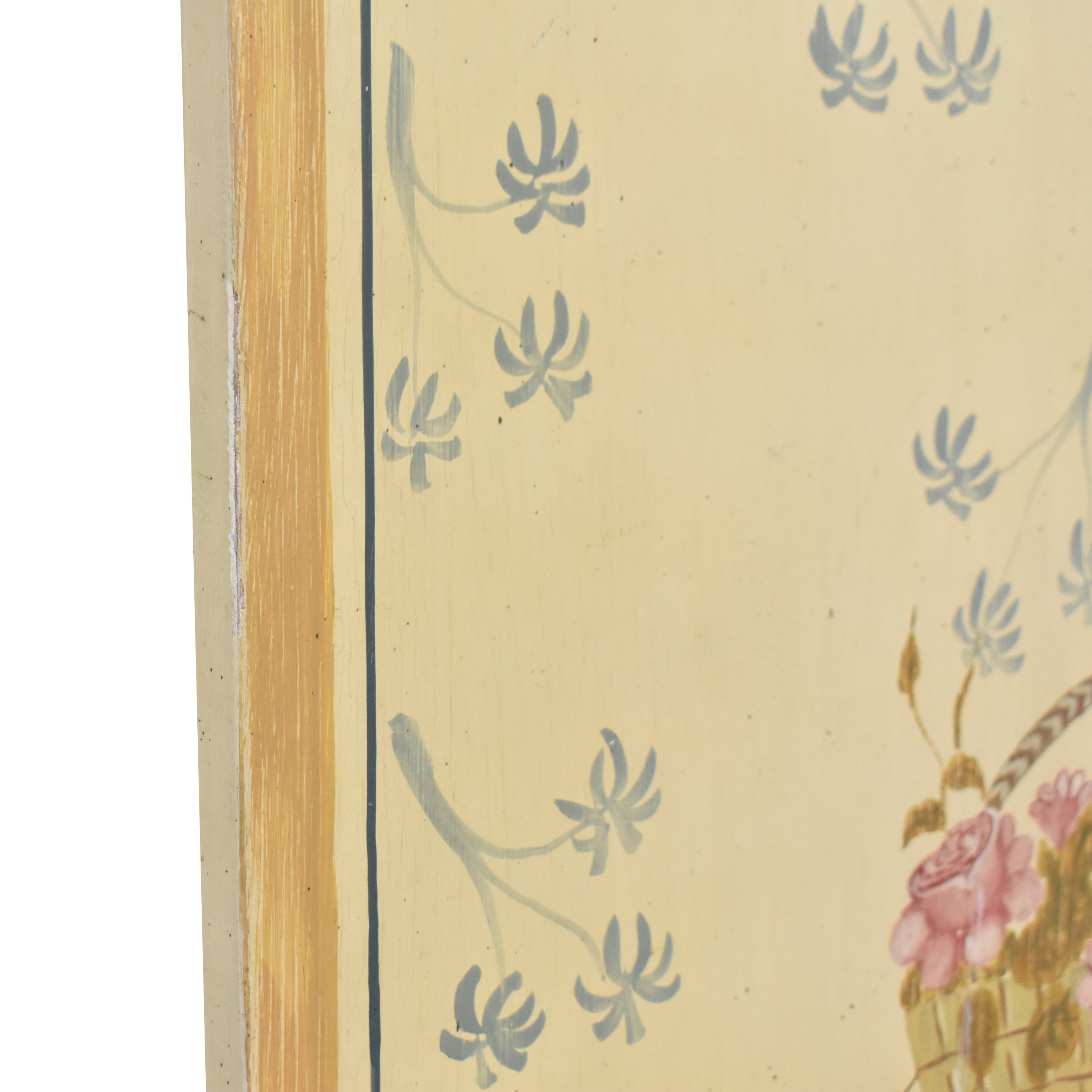 Maitland-Smith Maitland-Smith Painted Room Divider used
