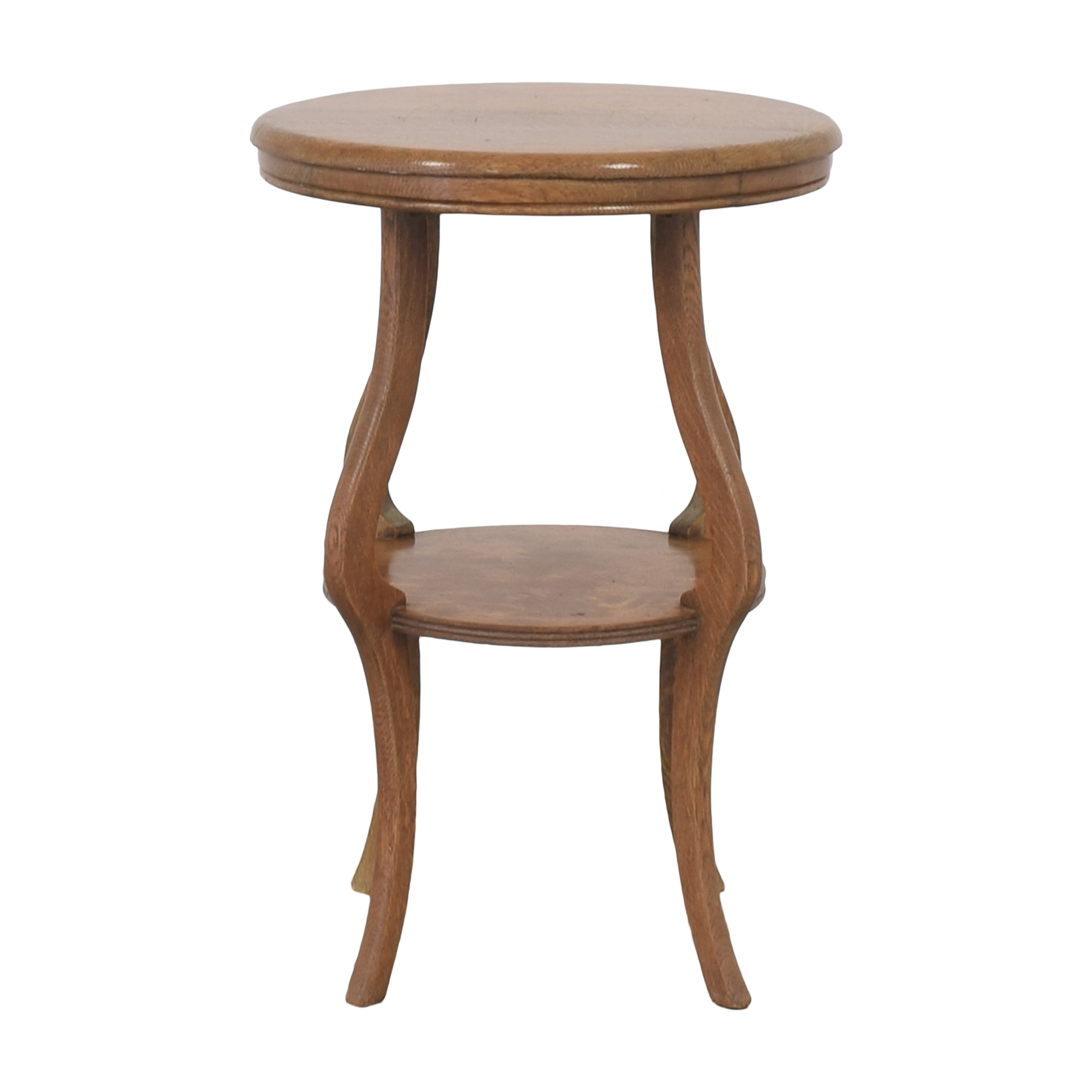 Round Top End Table price