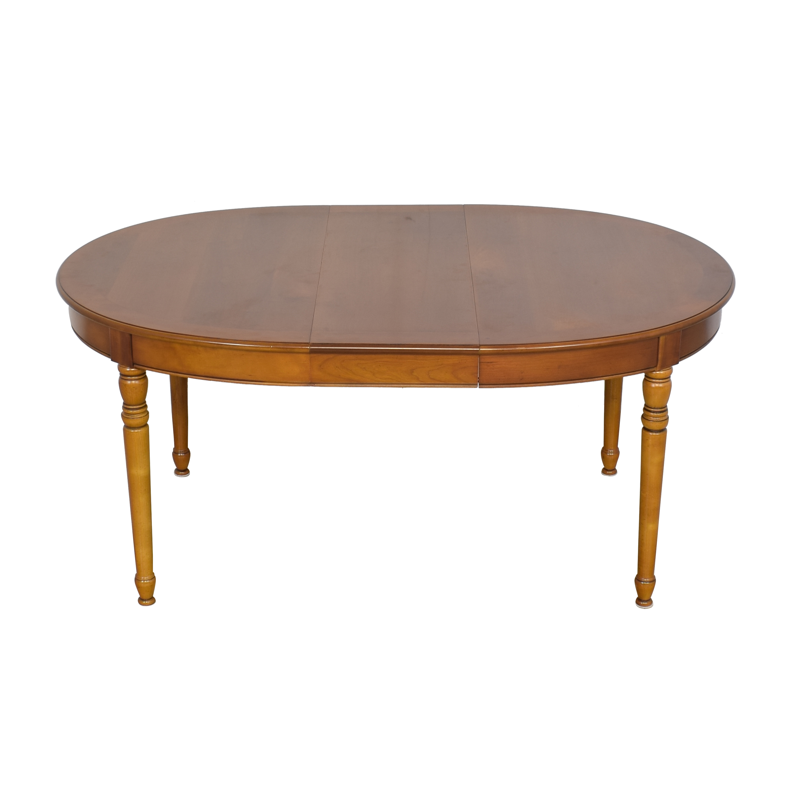Pfister Extendable Round Dining Table / Tables