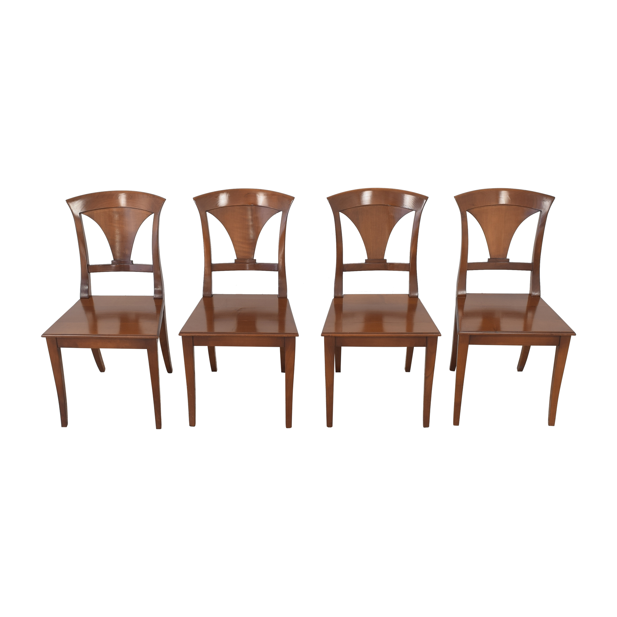 Pfister Swiss Style Dining Chairs / Dining Chairs