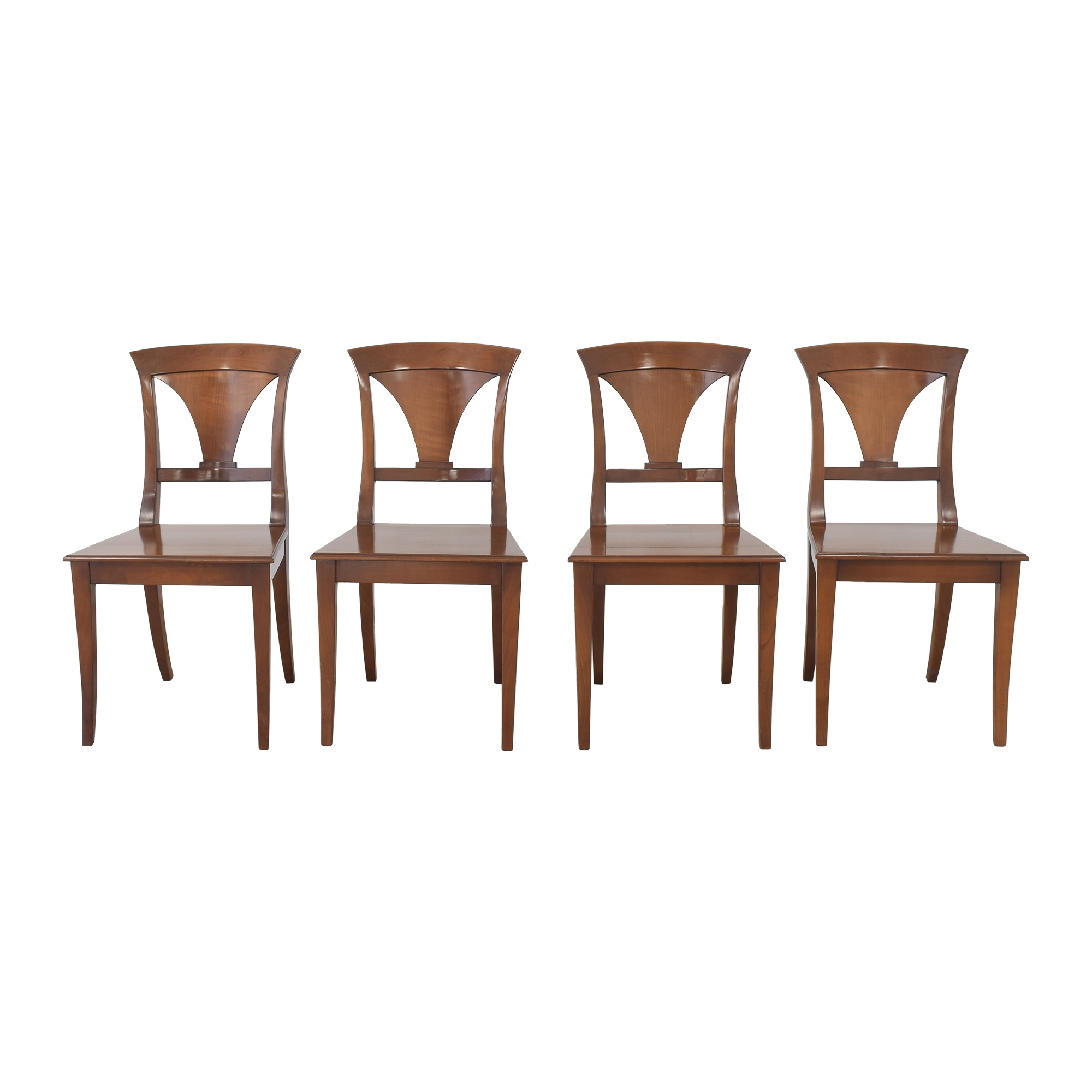 Pfister Pfister Swiss Style Dining Chairs ma