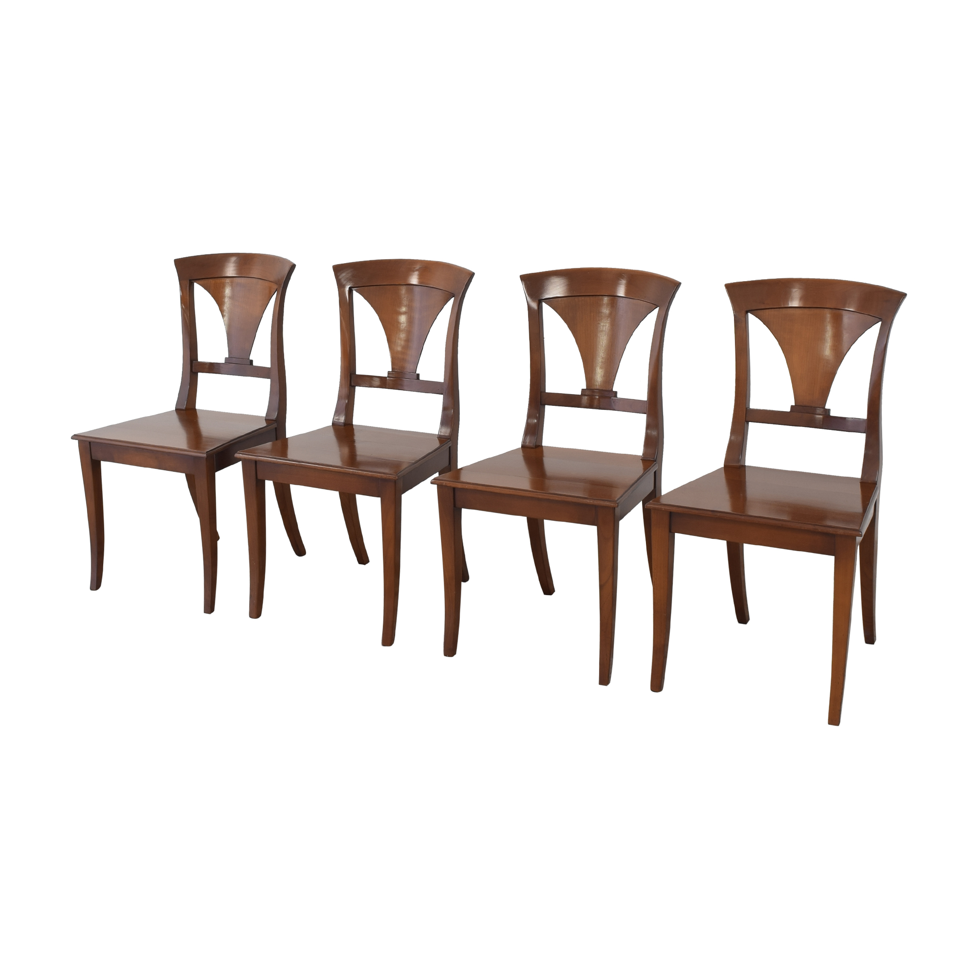 Pfister Pfister Swiss Style Dining Chairs Dining Chairs